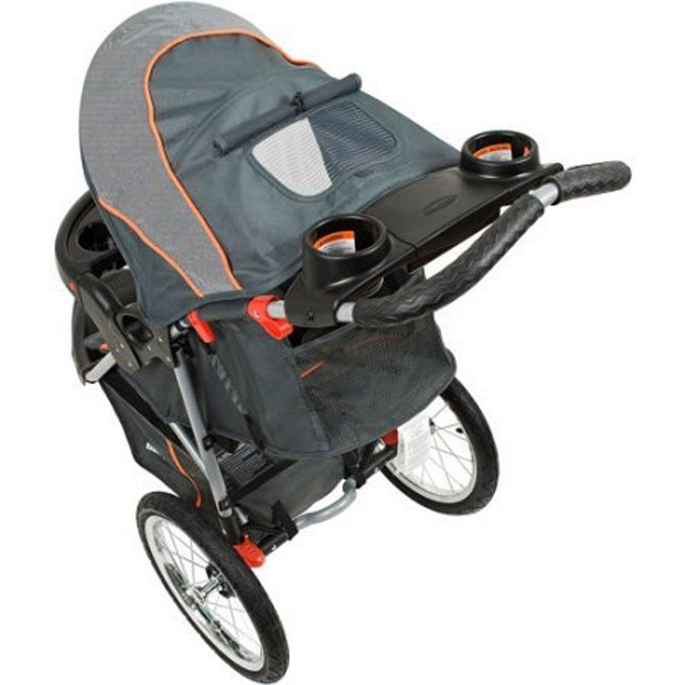 Baby Trend Expedition Jogger Folding Jogging Stroller ...