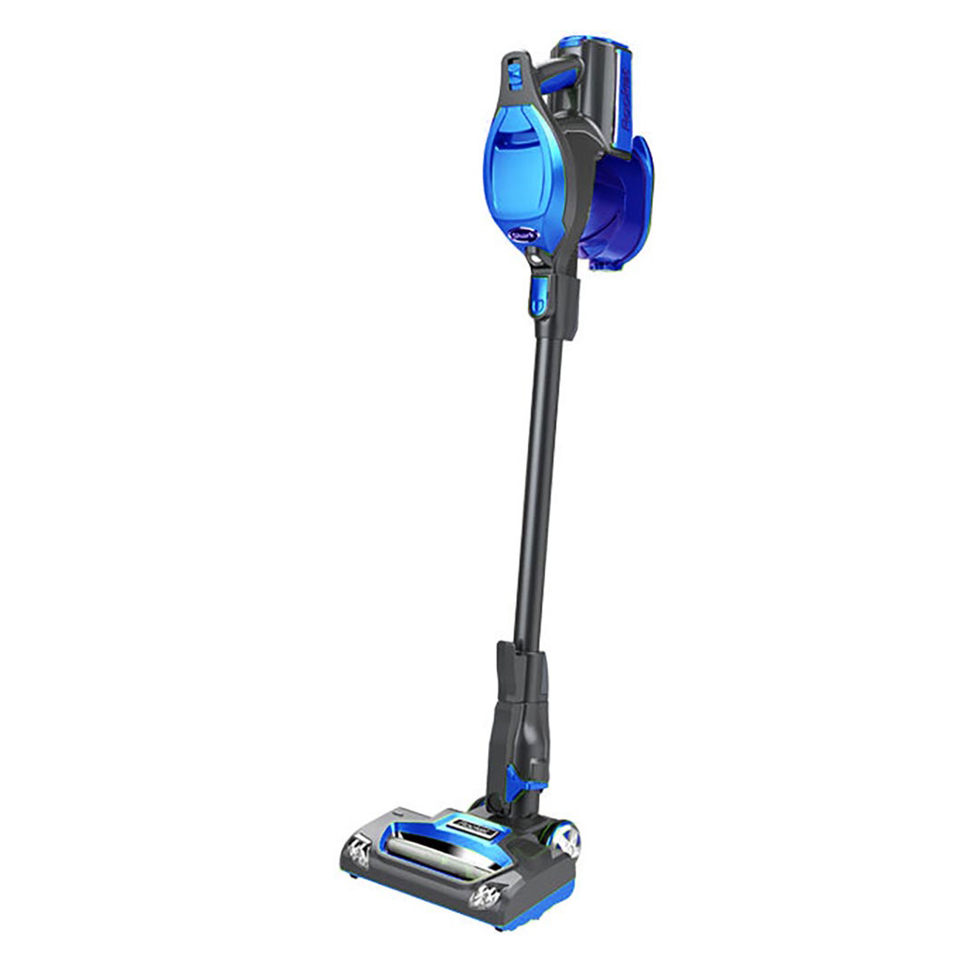 shark rocket deluxe blue handheld upright vacuum cleaner. Black Bedroom Furniture Sets. Home Design Ideas