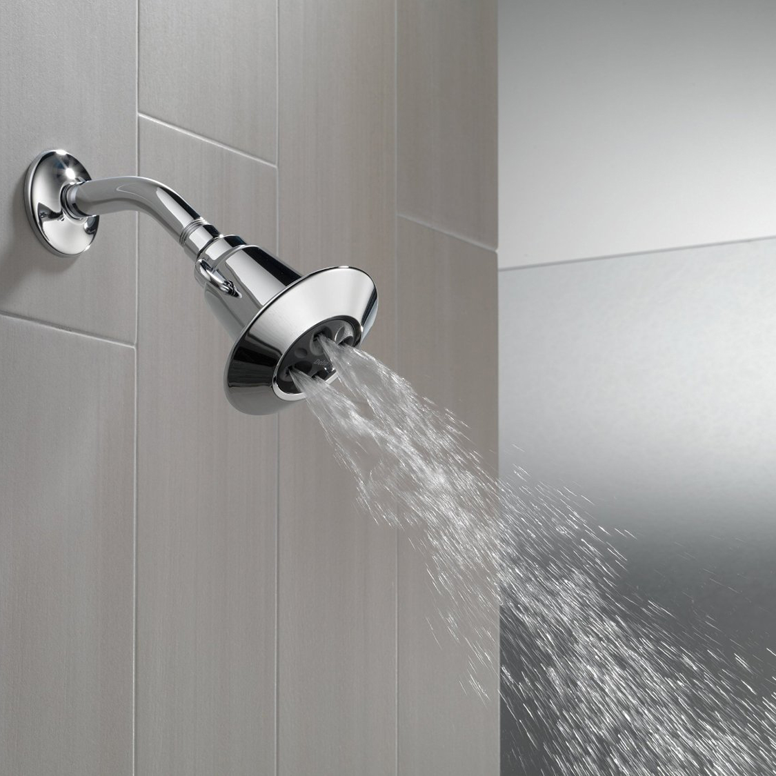 Delta Adjustable H2OKinetic Water-Amplifying Shower Head