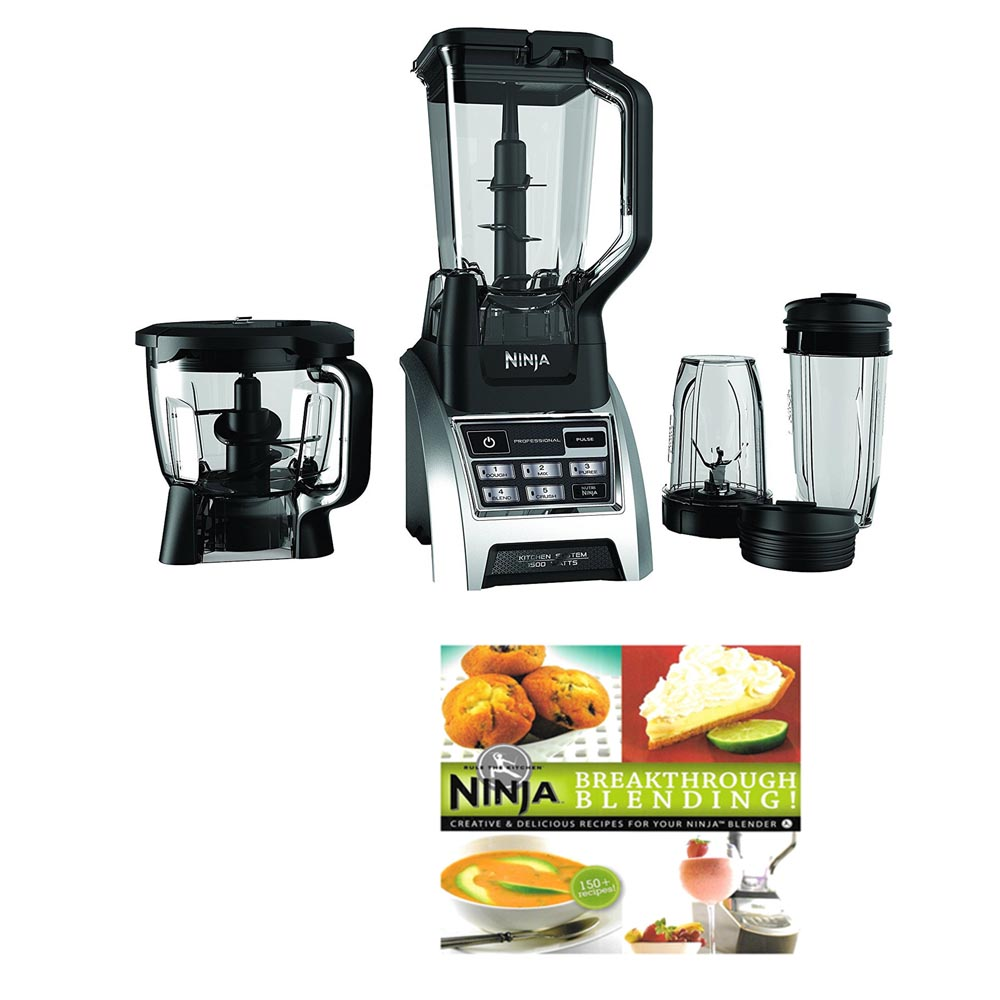 ninja kitchen system recipes book | dandk organizer