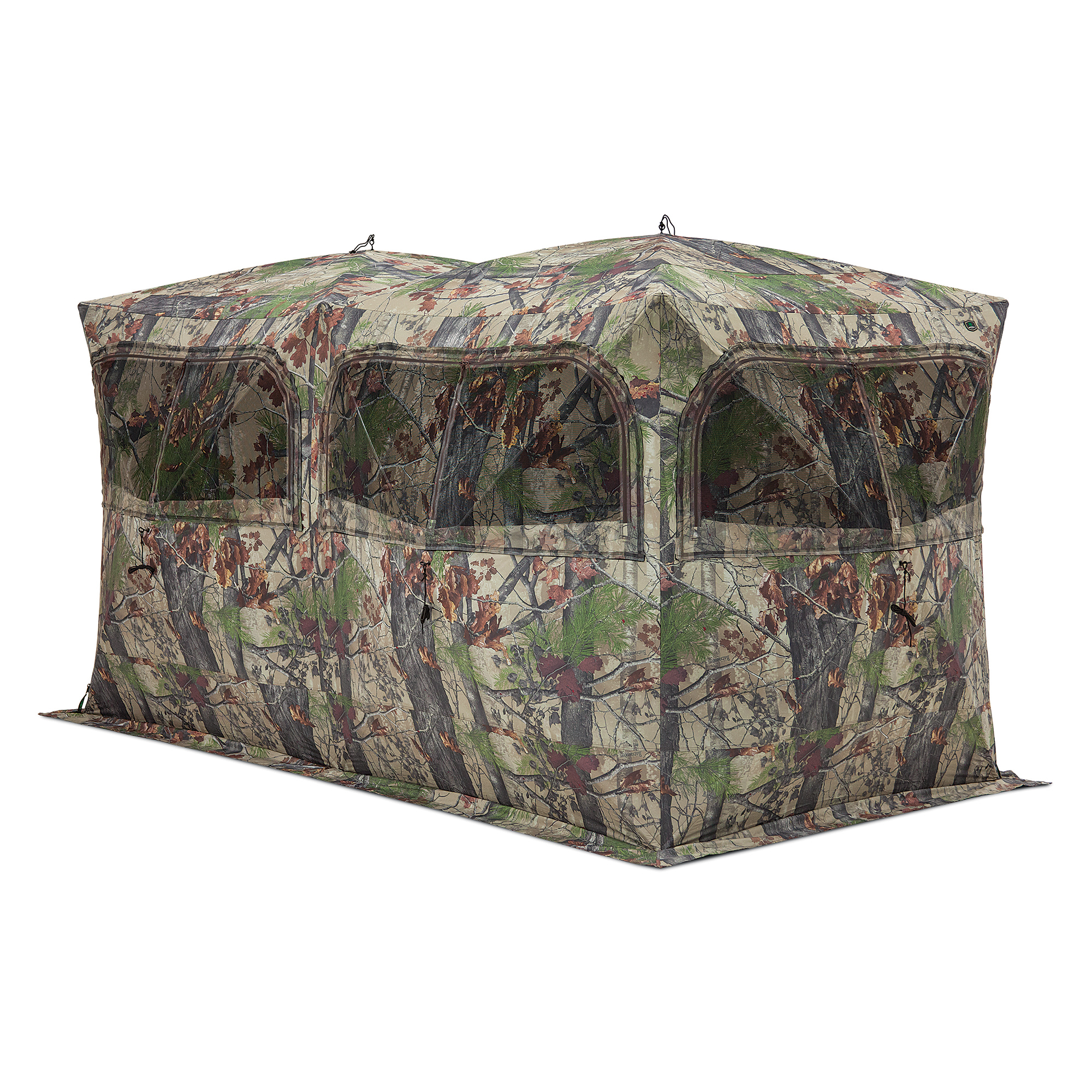 camo sided com hunting person blinds amazon pop barronett ox sports backwoods outdoors dp up blind portable