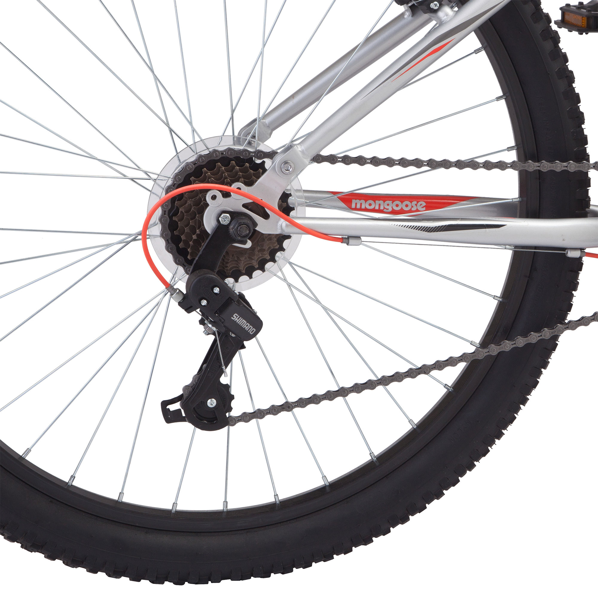 Mongoose Malus Fat Tire Bike is endowed and designed with rich features that ensure that every male rider enjoys their riding experience with the bike Just as it is