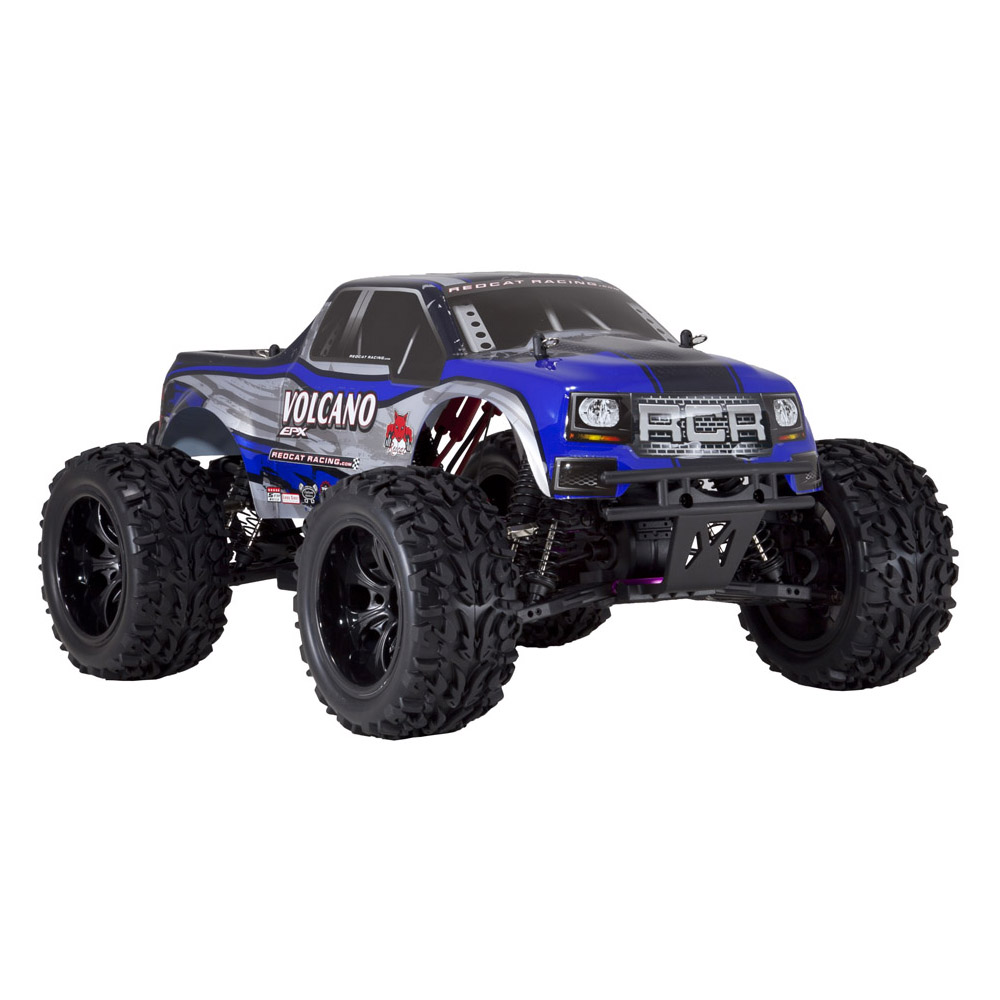 Redcat racing volcano epx 1 10 scale electric brushed 19t for Rc electric motor oil