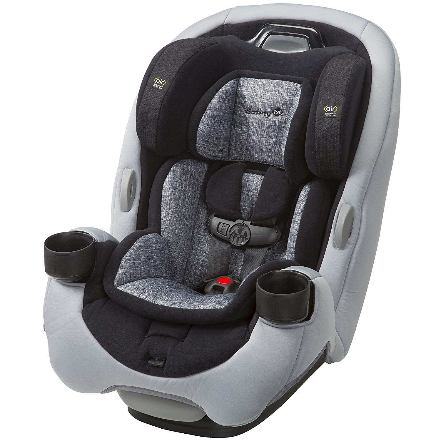 Safety 1st Grow and Go Ex Air 3 In 1 Baby Convertible Car Seat ...