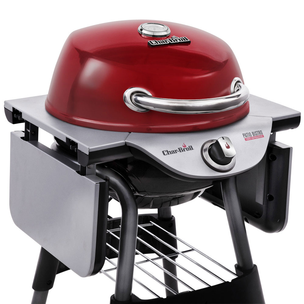 Char Broil Outdoor BBQ TRU Infrared Electric Patio Bistro ... on Outdoor Grill Patio id=87890