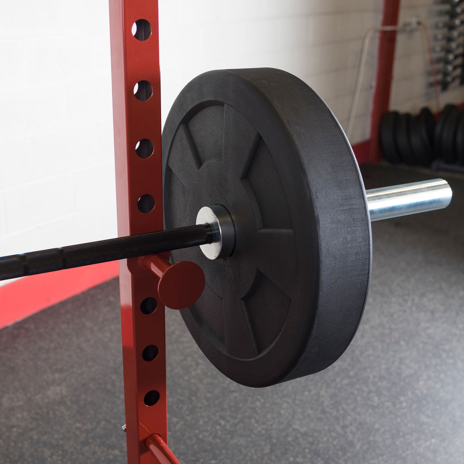 Power Rack With Weights: Body Solid Heavy-Duty Home Gym Workout Station Weight