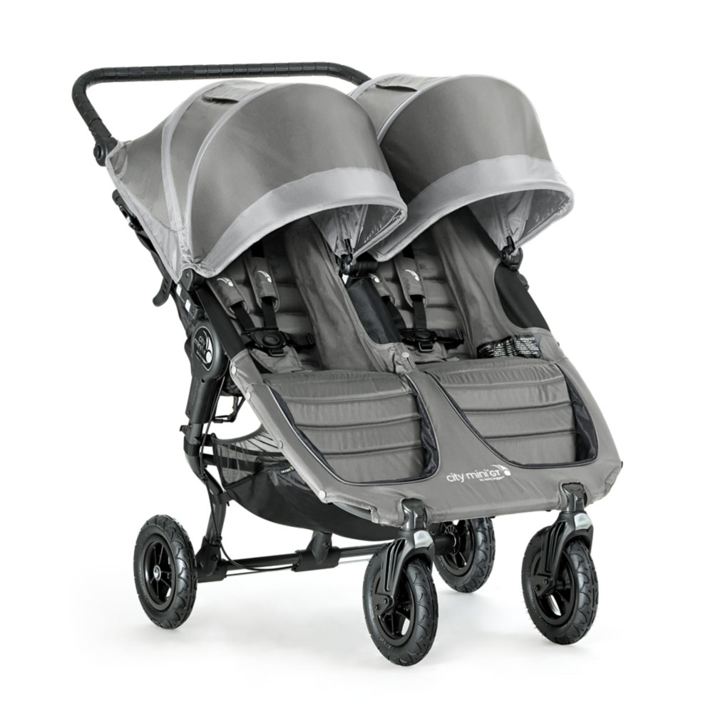 Baby Jogger City Mini Gt Double Tandem Stroller With All