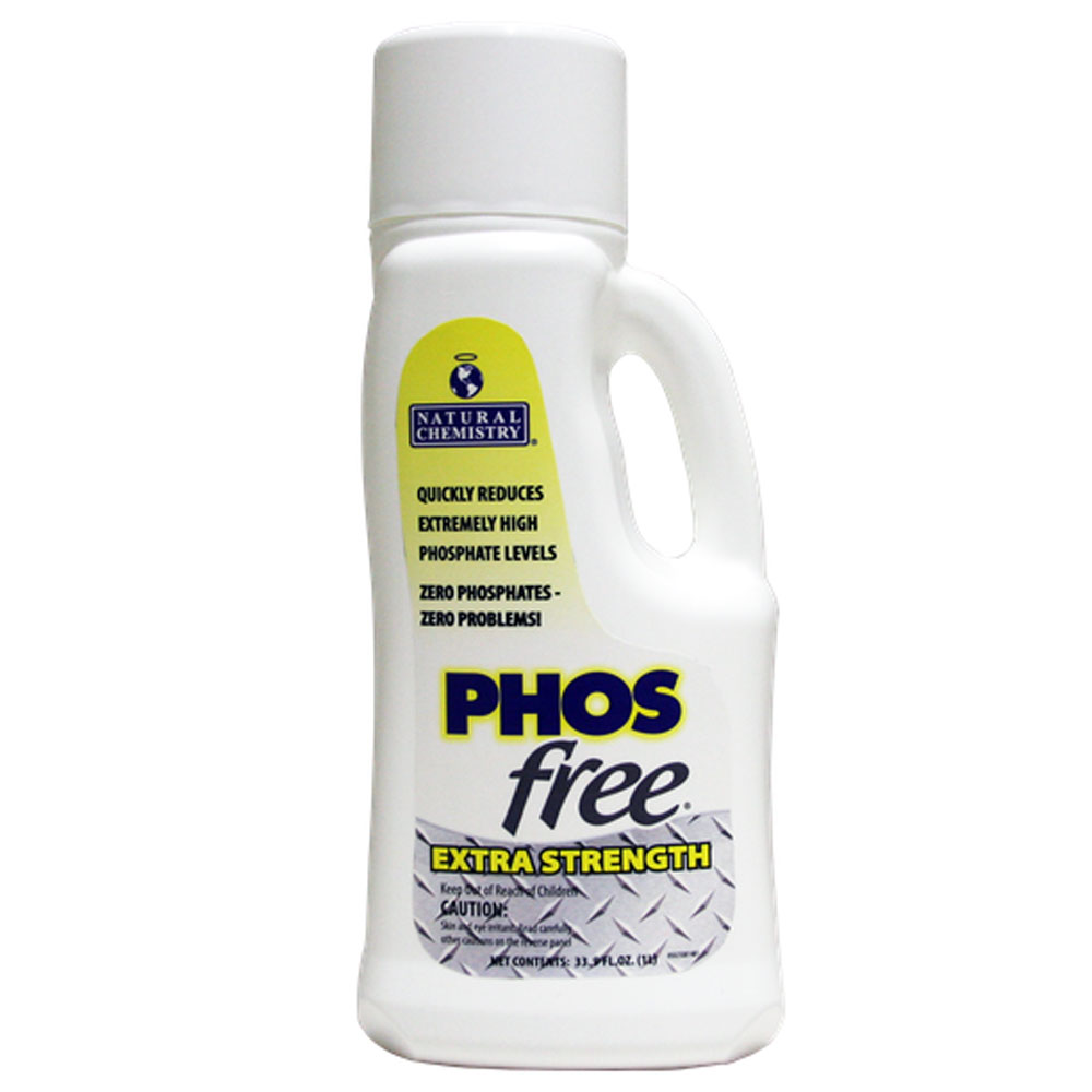 Natural chemistry swimming pool phosfree extra strength - Phosphate levels in swimming pools ...