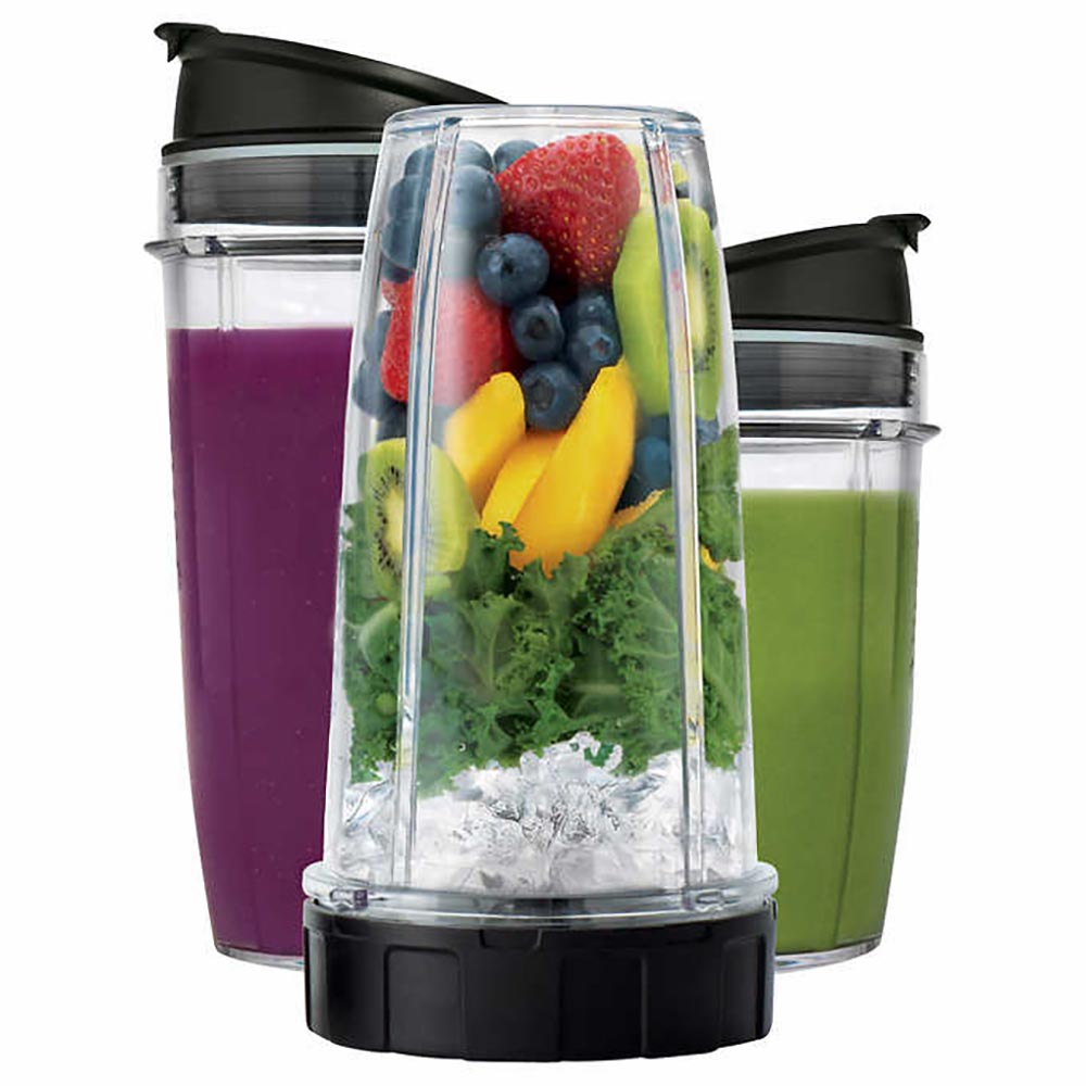 Ninja Auto Iq Total Boost Kitchen Nutri Blender System
