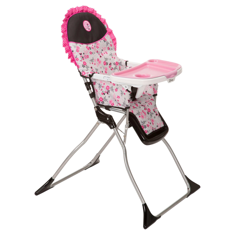 disney baby 3 position simple fold plus minnie mouse garden delight high chair 40053476506 ebay