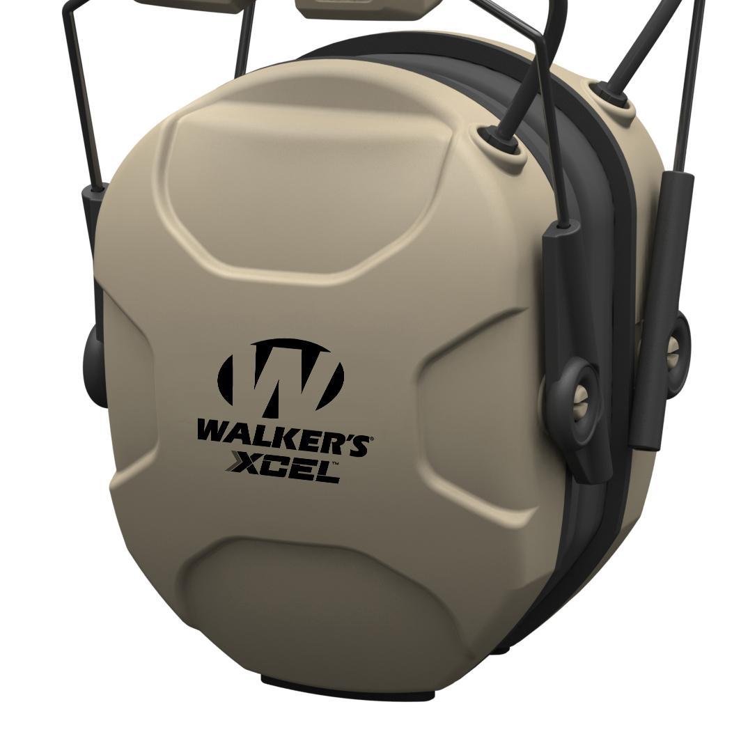 Walkers XCEL 100 Active Hearing Protection Earphone Muff GWP-XSEM