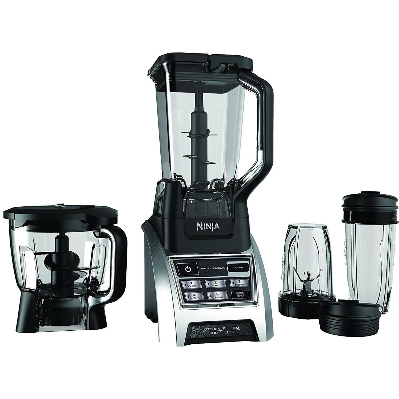 Ninja 1500w 72 Ounce Powerful Professional Kitchen Blender System Bl685 Ebay