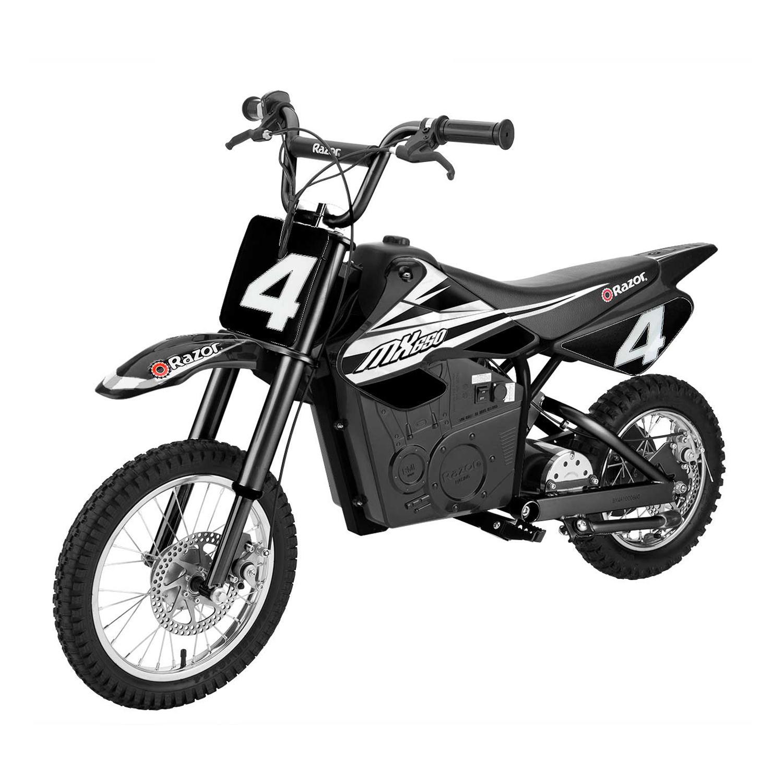 razor mx650 17 mph steel electric dirt rocket motor bike. Black Bedroom Furniture Sets. Home Design Ideas
