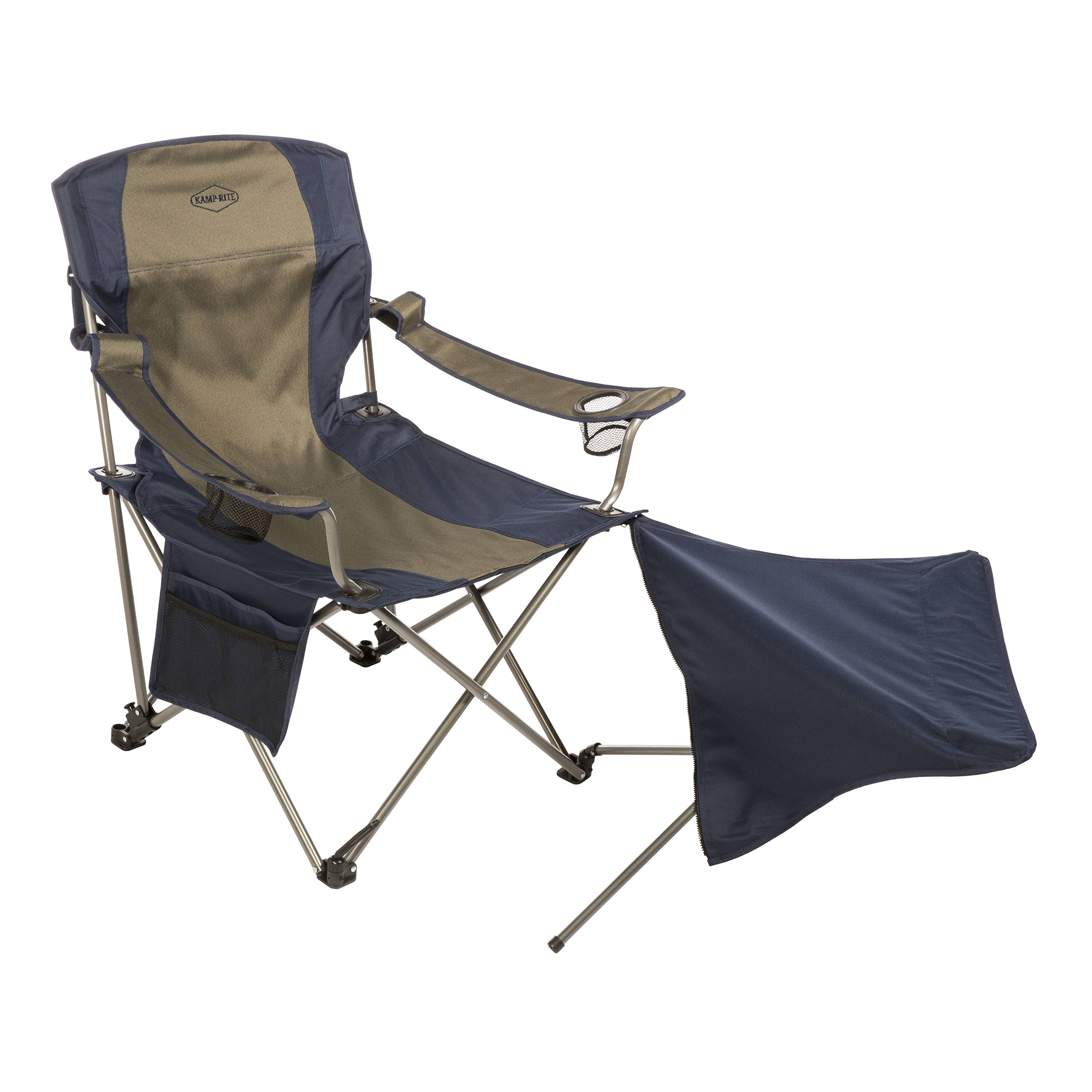 Kamp Rite Outdoor Folding Tailgating Camping Chair With