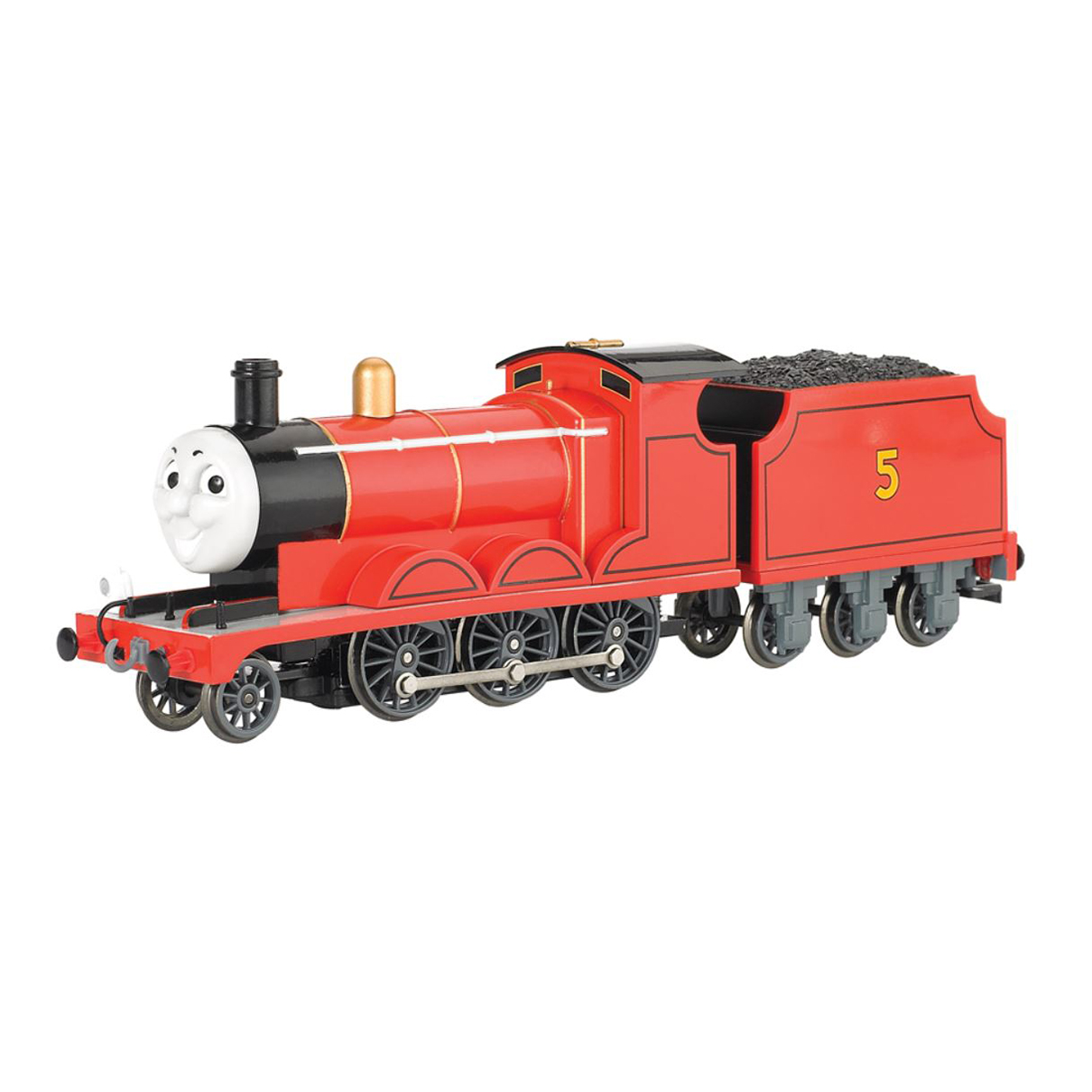 Target Toy Trains : Bachmann trains james the red engine with moving eyes ho