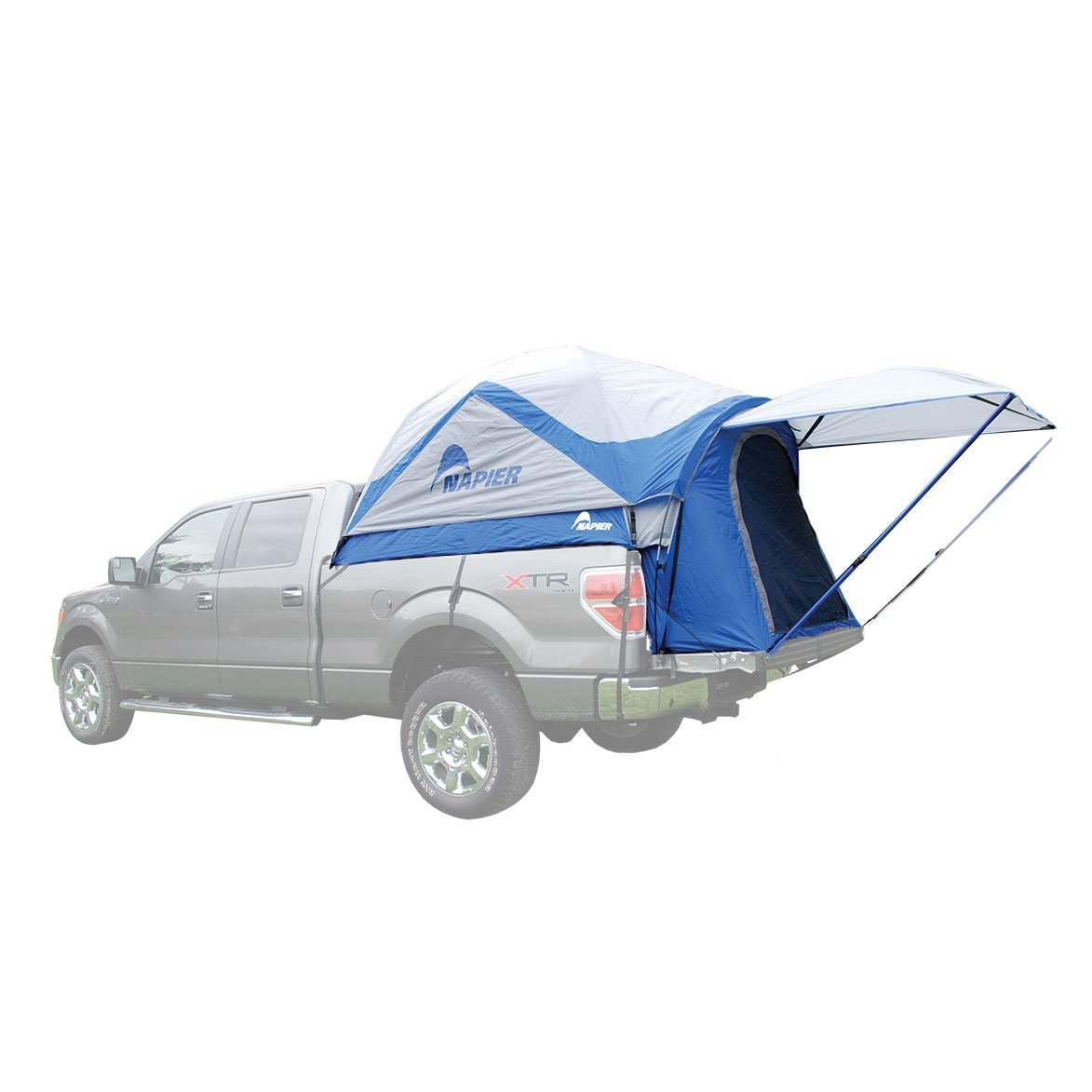 Backroadz Compact Short Box Truck Tent Only for Trucks w// 6-6.1 Bed