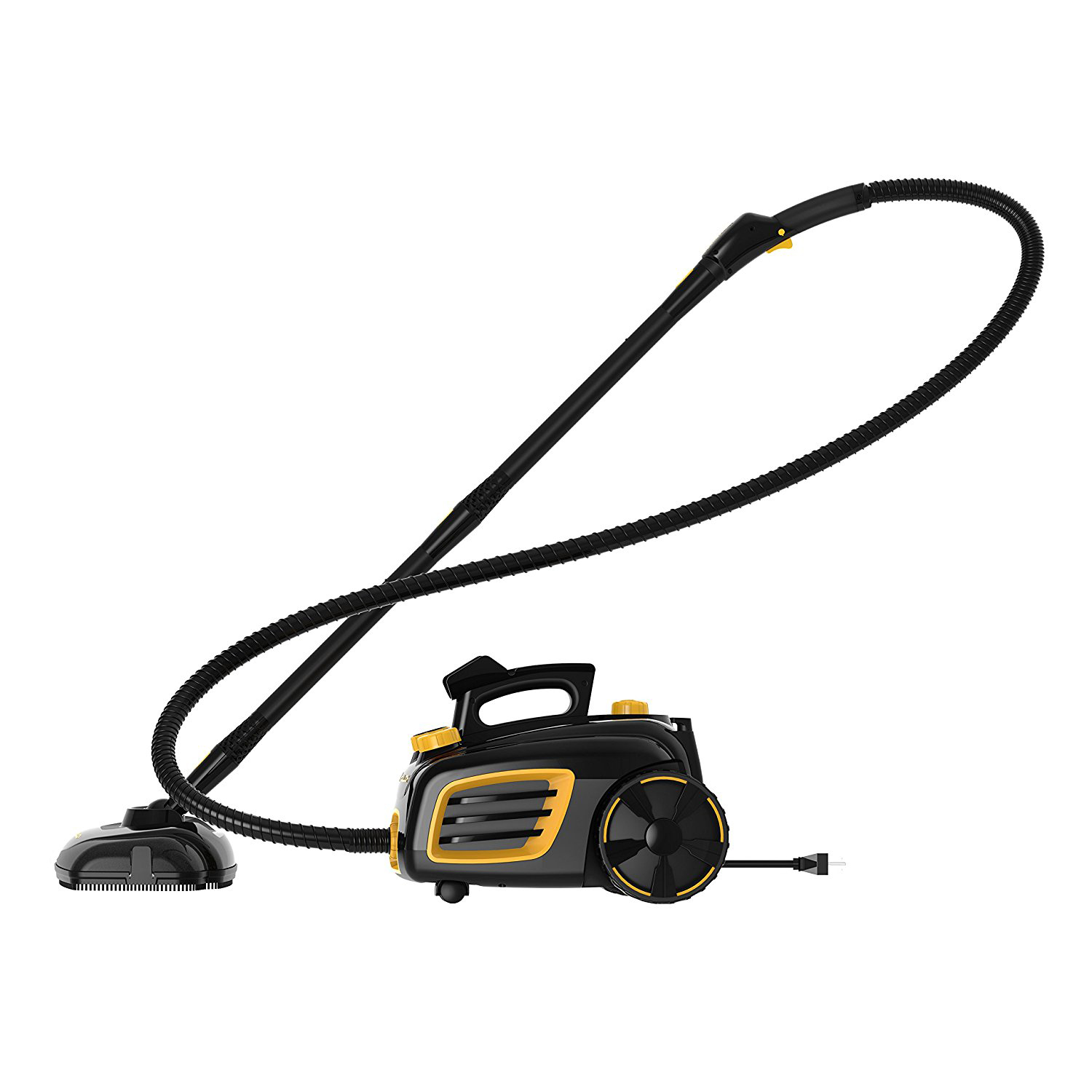 Mcculloch Canister Deep Clean Carpet Amp Floor Steam Cleaner