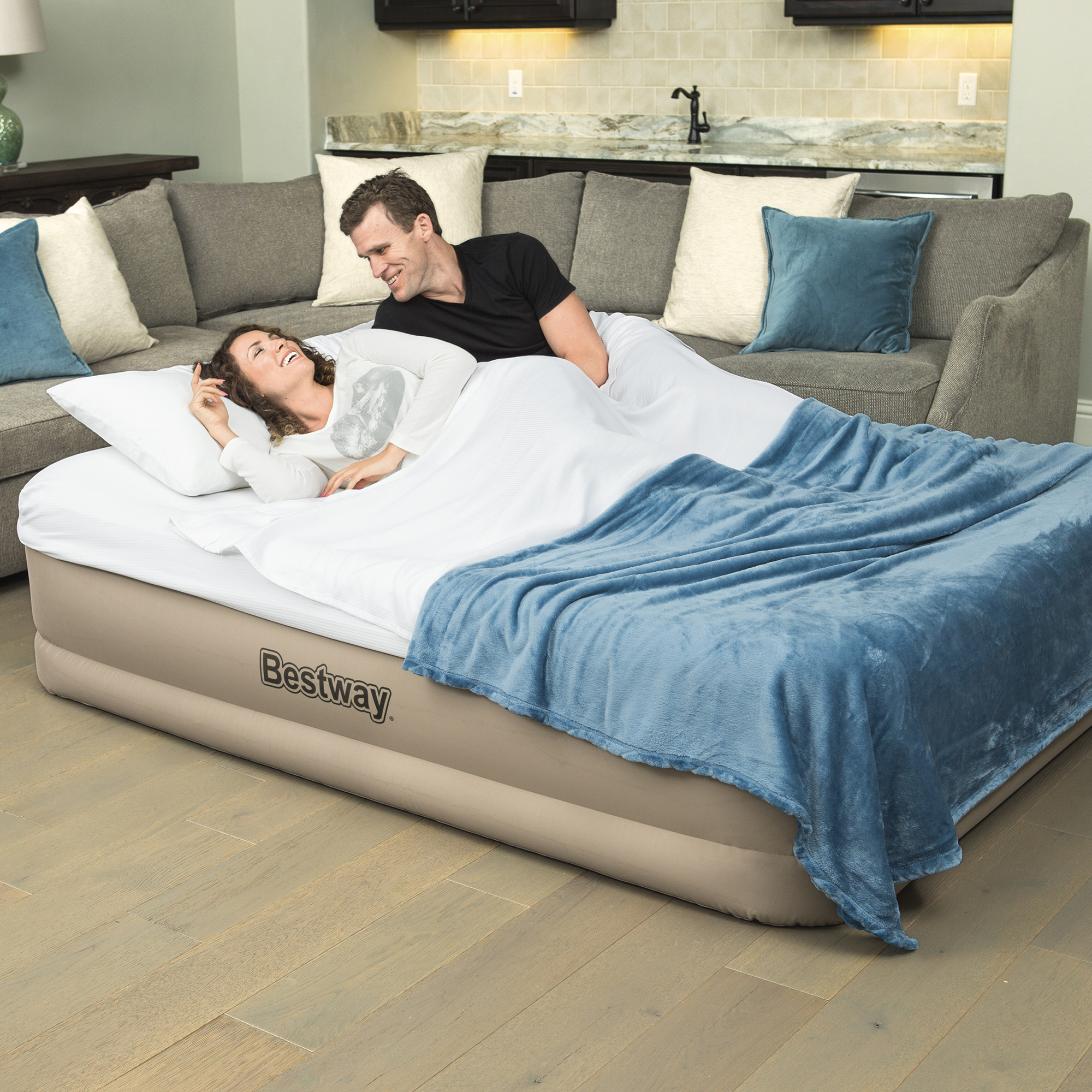 mattress on pine ikea day bed by ut ross beds insured stackable with frame inspirational air from