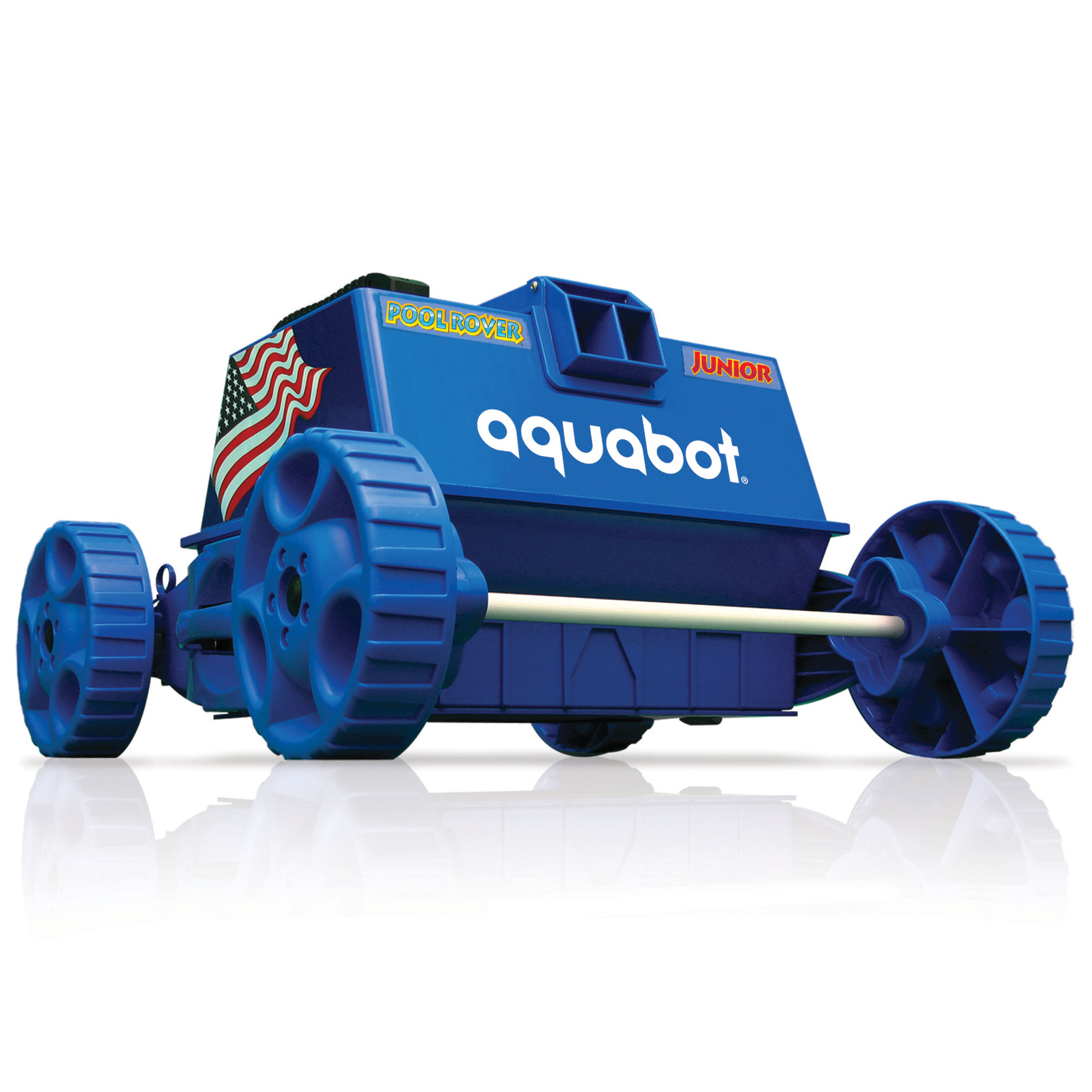 Details about Aquabot Pool Rover Junior Jr. Above Ground Swimming Pool  Robot Cleaner | APRVJR