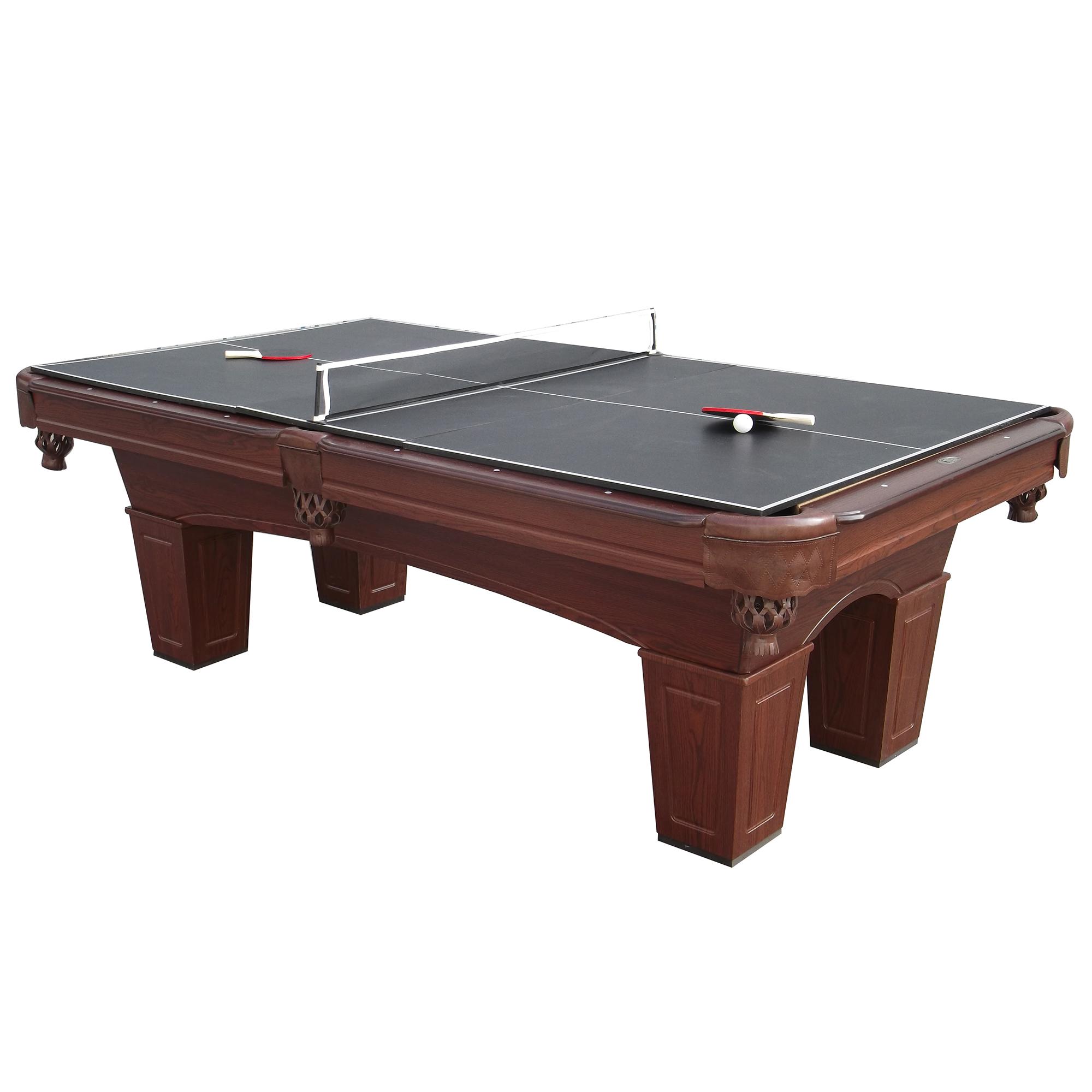 Barrington 8 39 square leg billiard pool table table tennis top w accessories ebay - Pool table table tennis ...