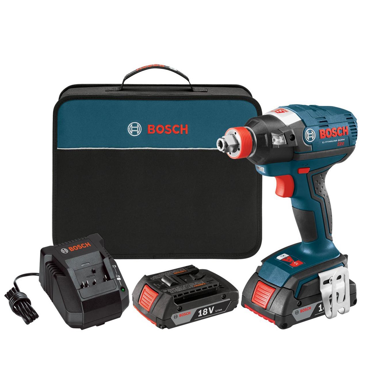 bosch 18v impact driver batteries charger. Black Bedroom Furniture Sets. Home Design Ideas