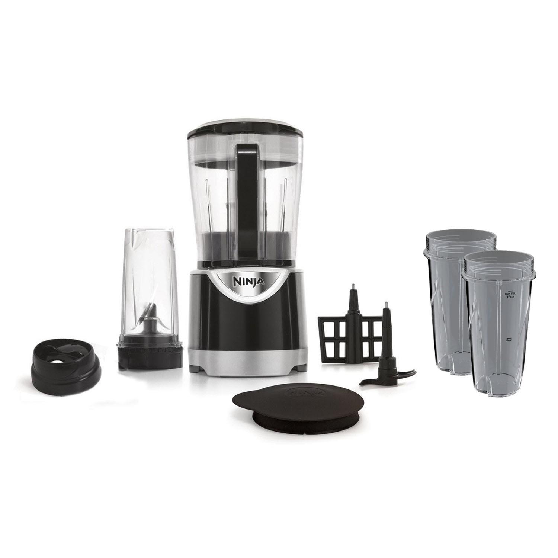 Ninja Kitchen System Pulse Blender w 3 Nutri Cups & 40oz Pitcher