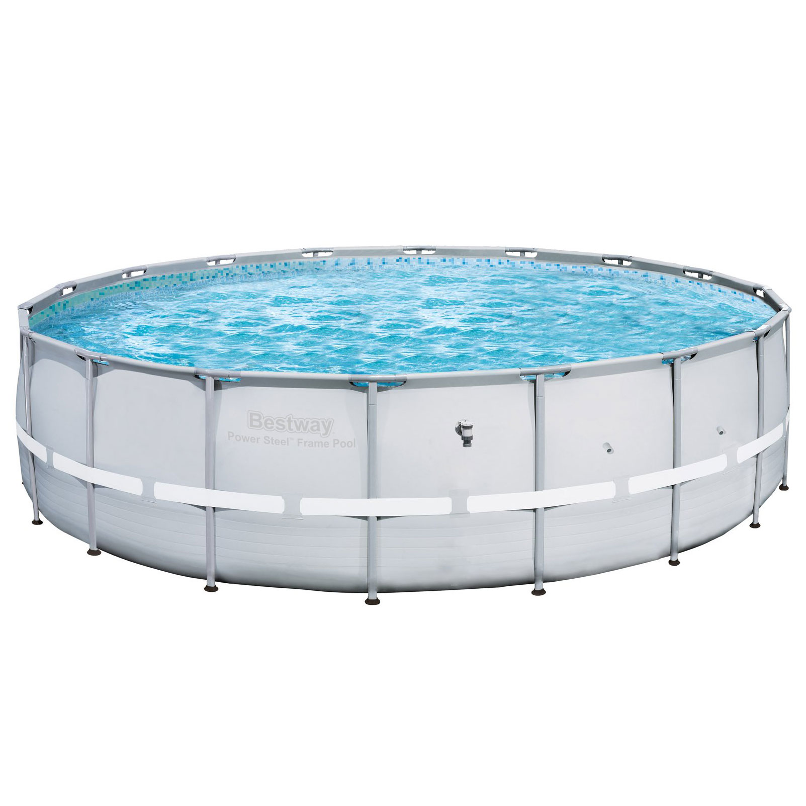 Bestway 18 39 X 52 Power Steel Pro Frame Above Ground Swimming Pool Pool Only