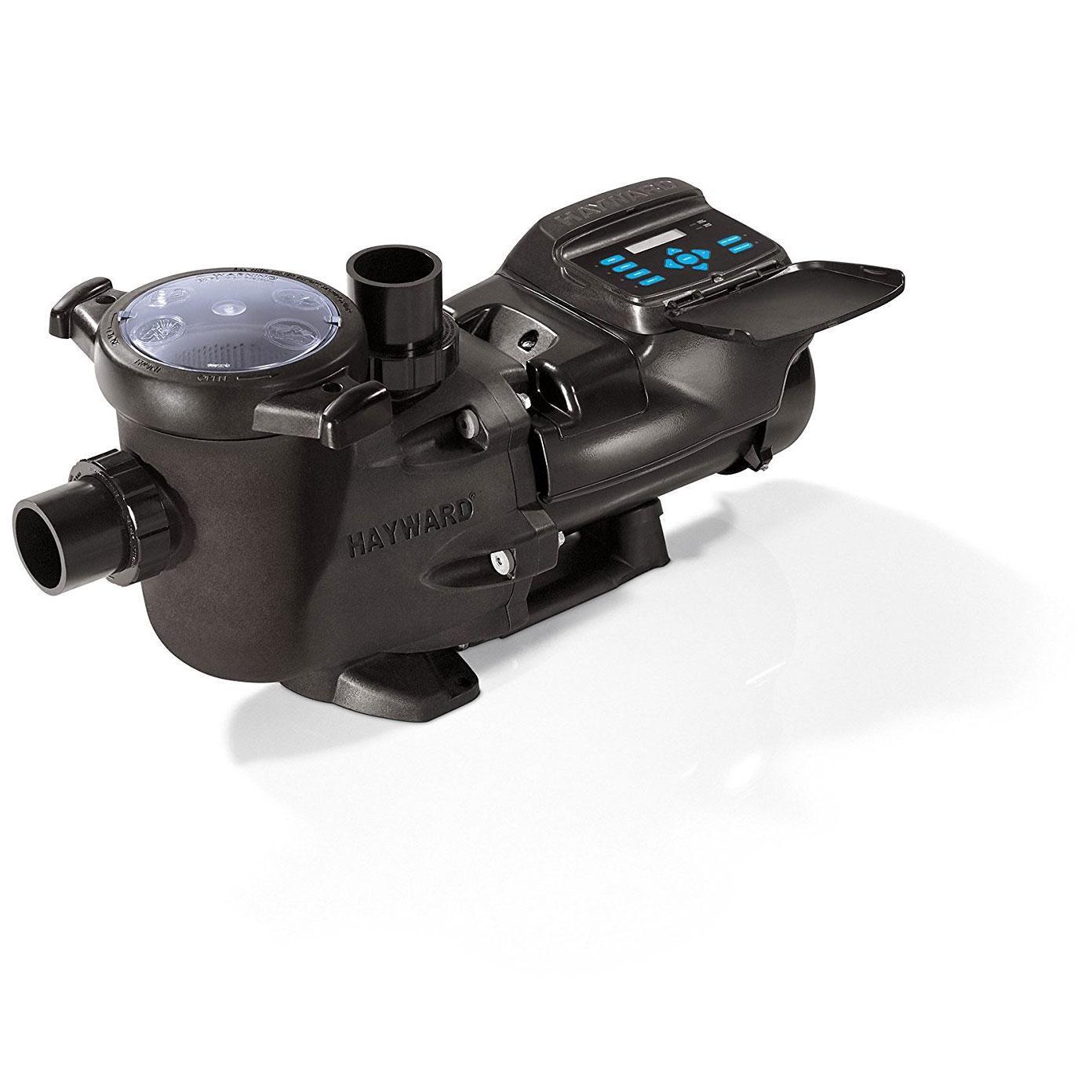 Hayward ecostar variable speed tefc motor inground for Inground pool pump motor