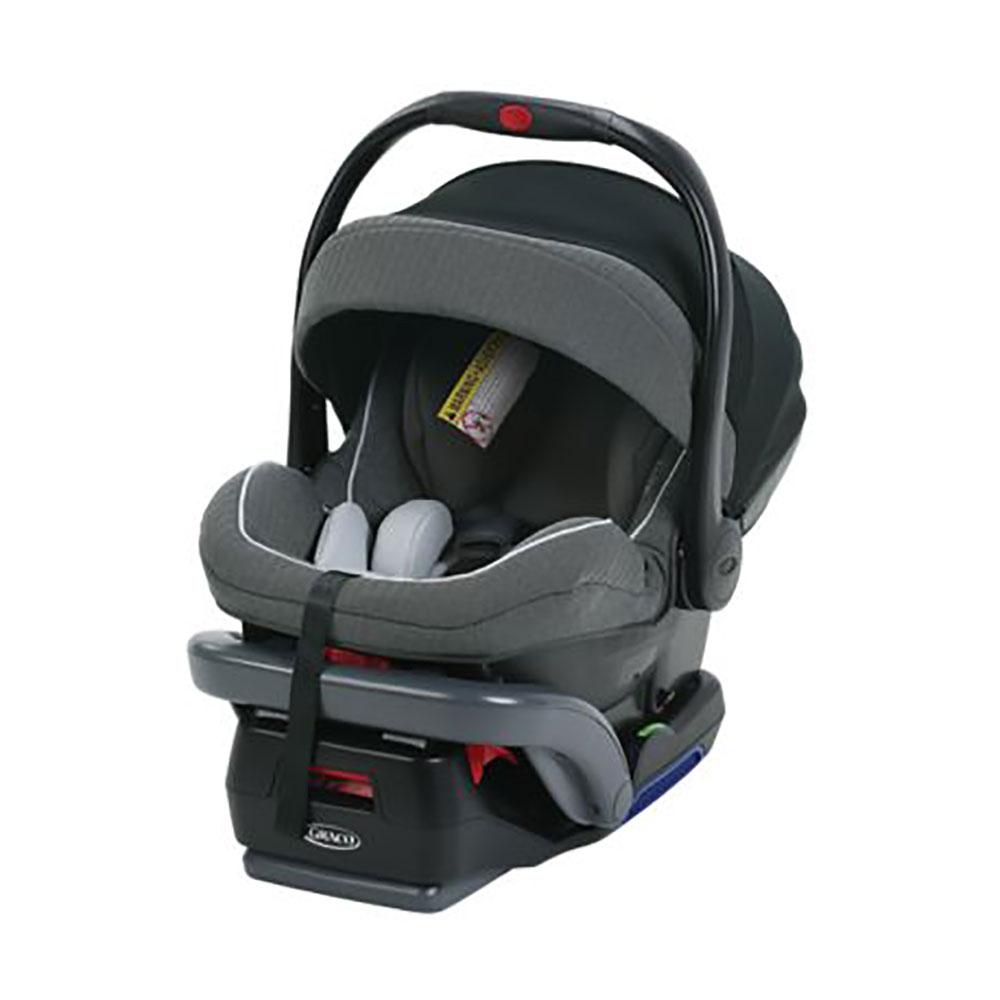 Graco SnugRide SnugLock 35 Platinum Rear Facing Baby Infant Car Seat W Canopy