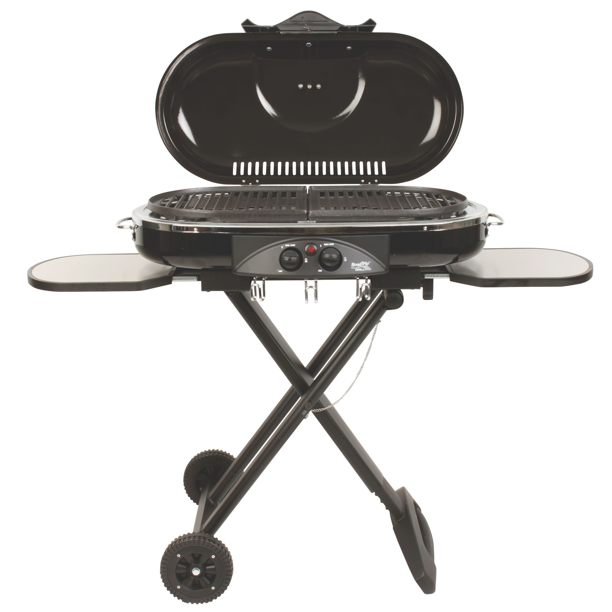 coleman roadtrip lxx collapsible tailgating camping grill black