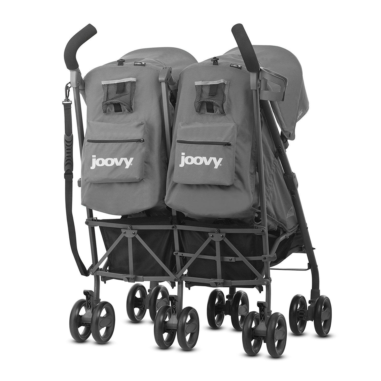 Joovy Twin Groove Ultralight Lightweight Umbrella Stroller