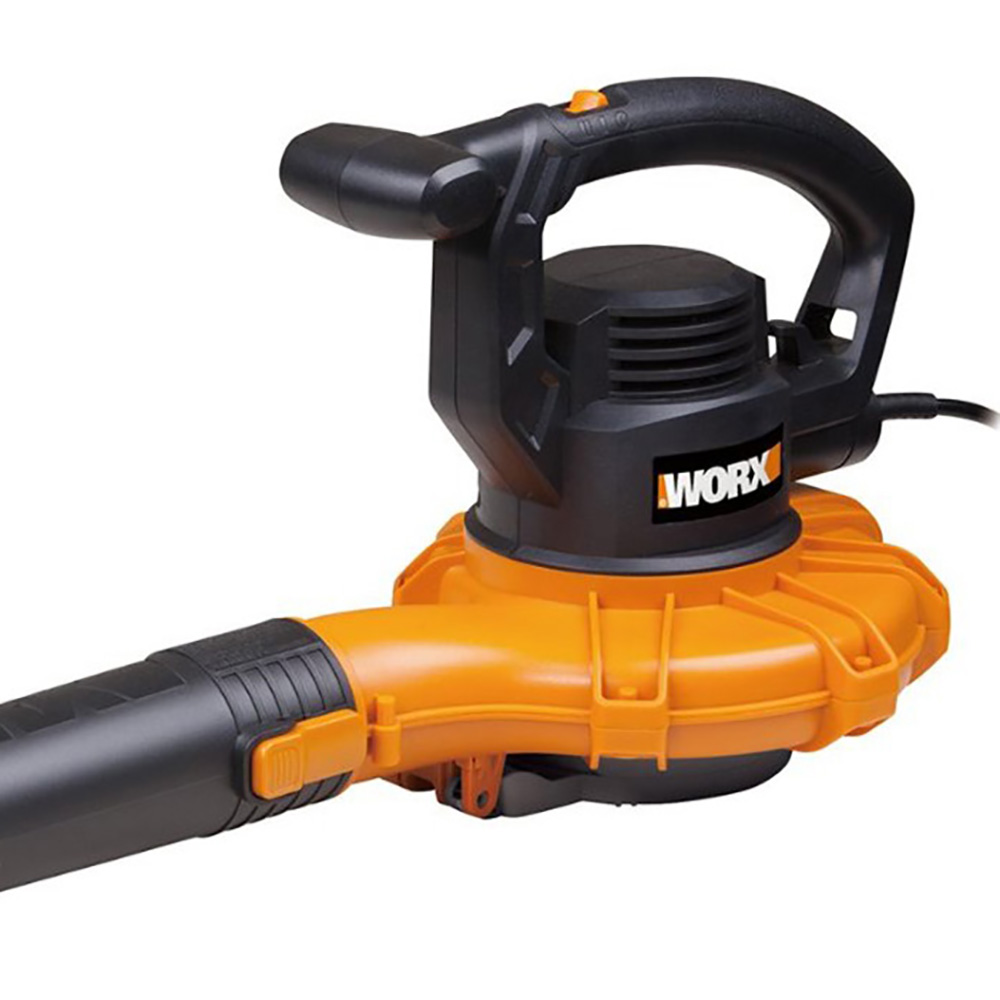 2 Electric Blower : Worx amp speed all in one lightweight electric blower