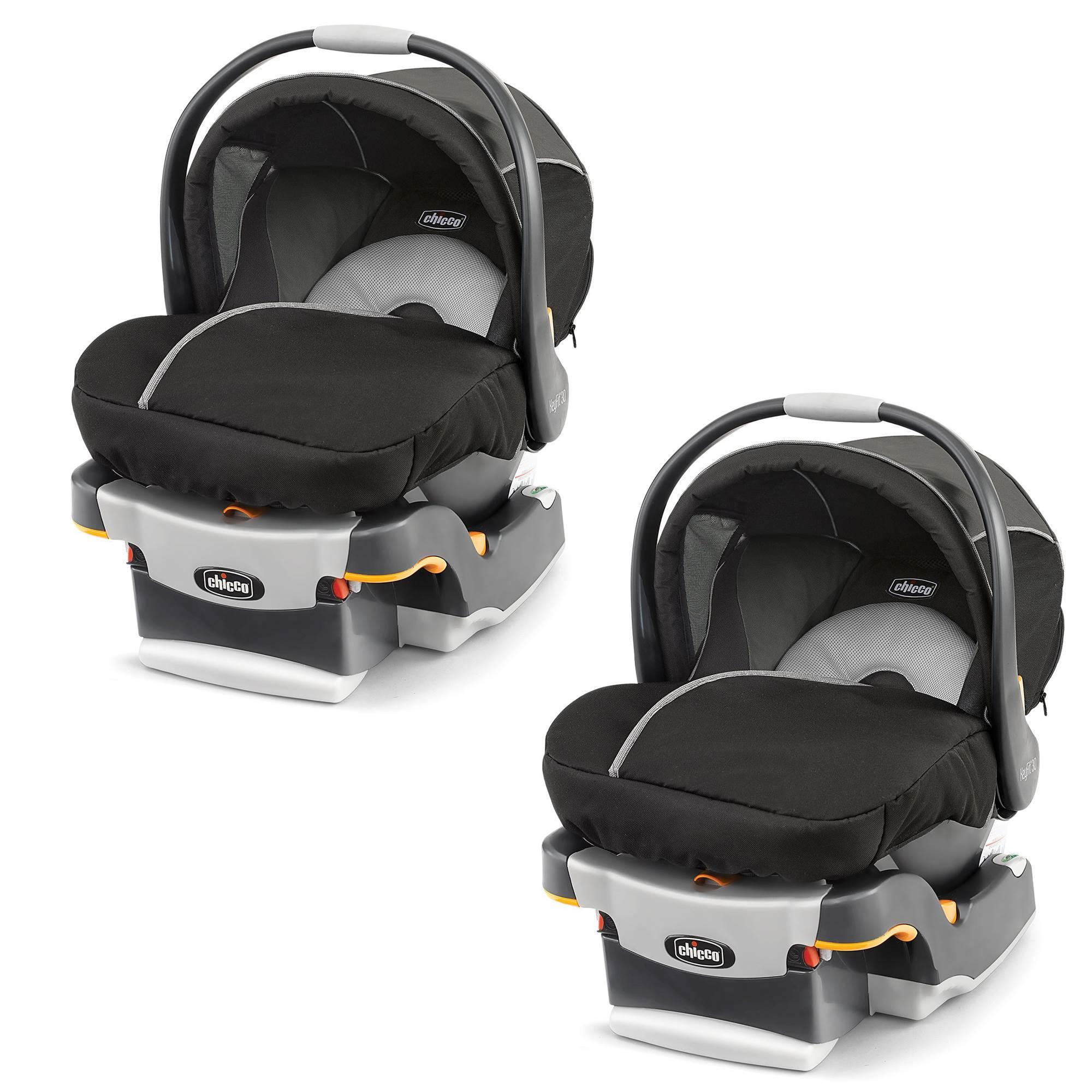 Coal Chicco KeyFit 30 Magic Infant Car Seat