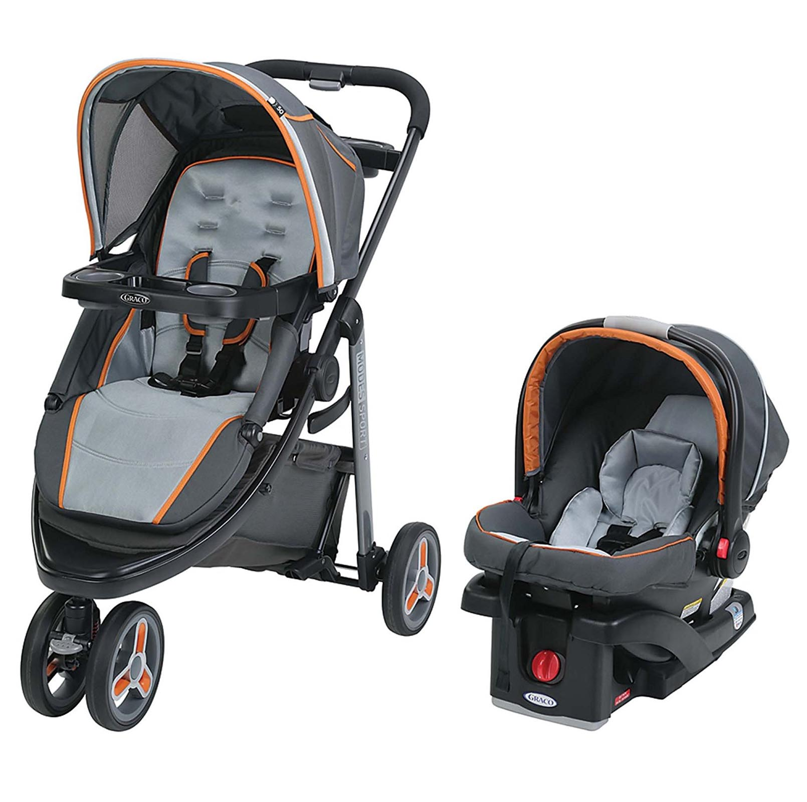 Graco Modes Sport Click Connect Stroller and Car Seat ...