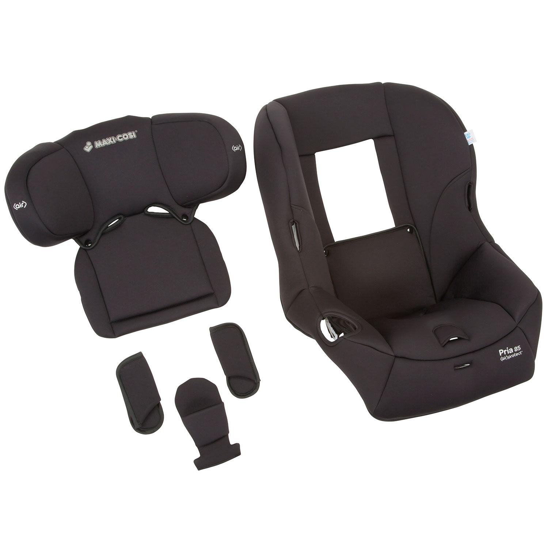 Maxi Cosi Pria 85 Convertible Baby Infant Car Seat Fashion Kit Devoted Black