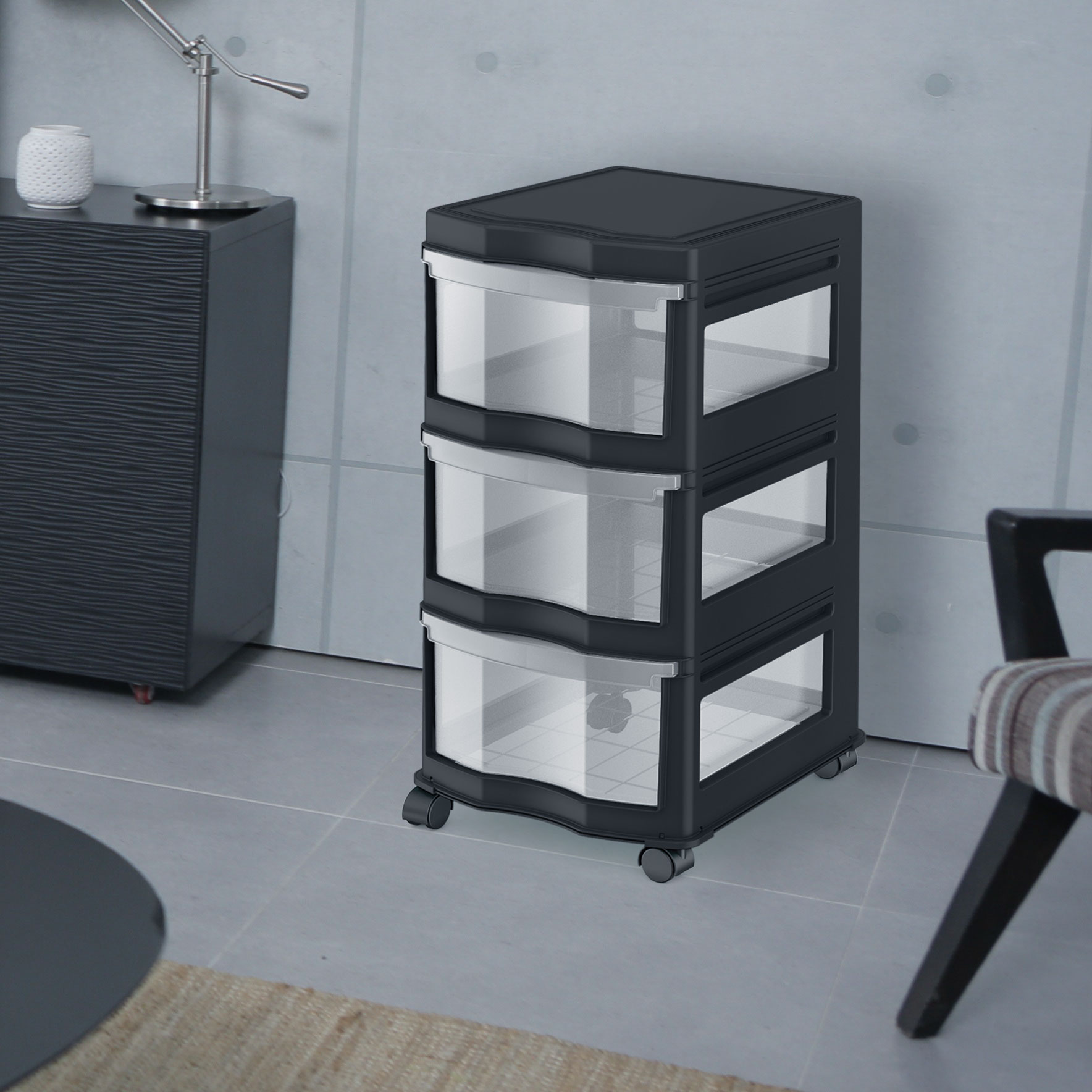 with floating shop high shelves gloss drawers the drawer shelf shelving