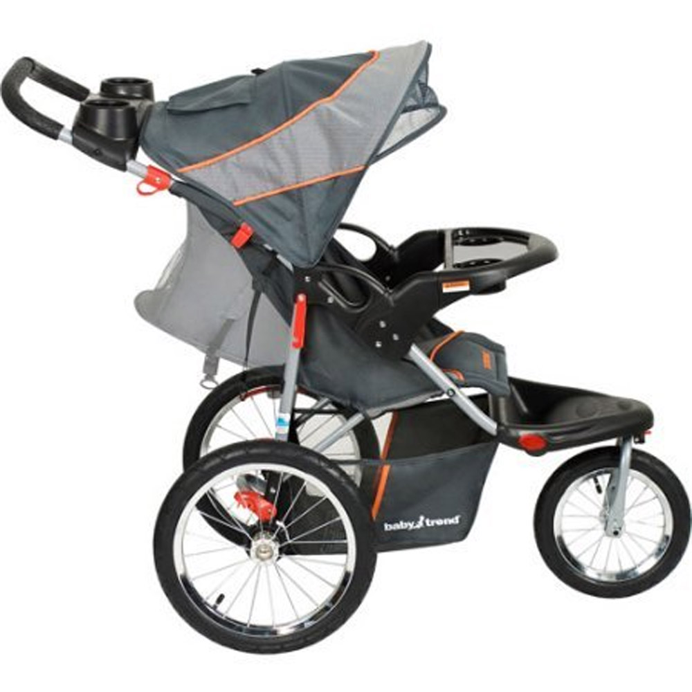 Baby Trend Expedition Jogger Folding Jogging Stroller