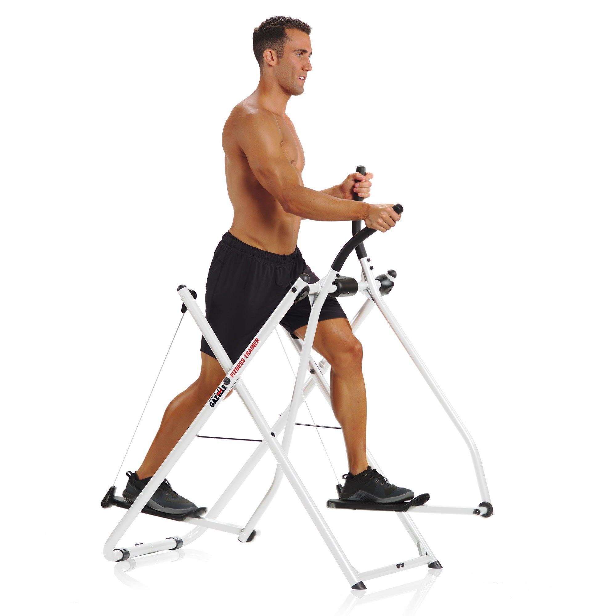 Gazelle Fitness Light Folding Home Gym Cardio Workout