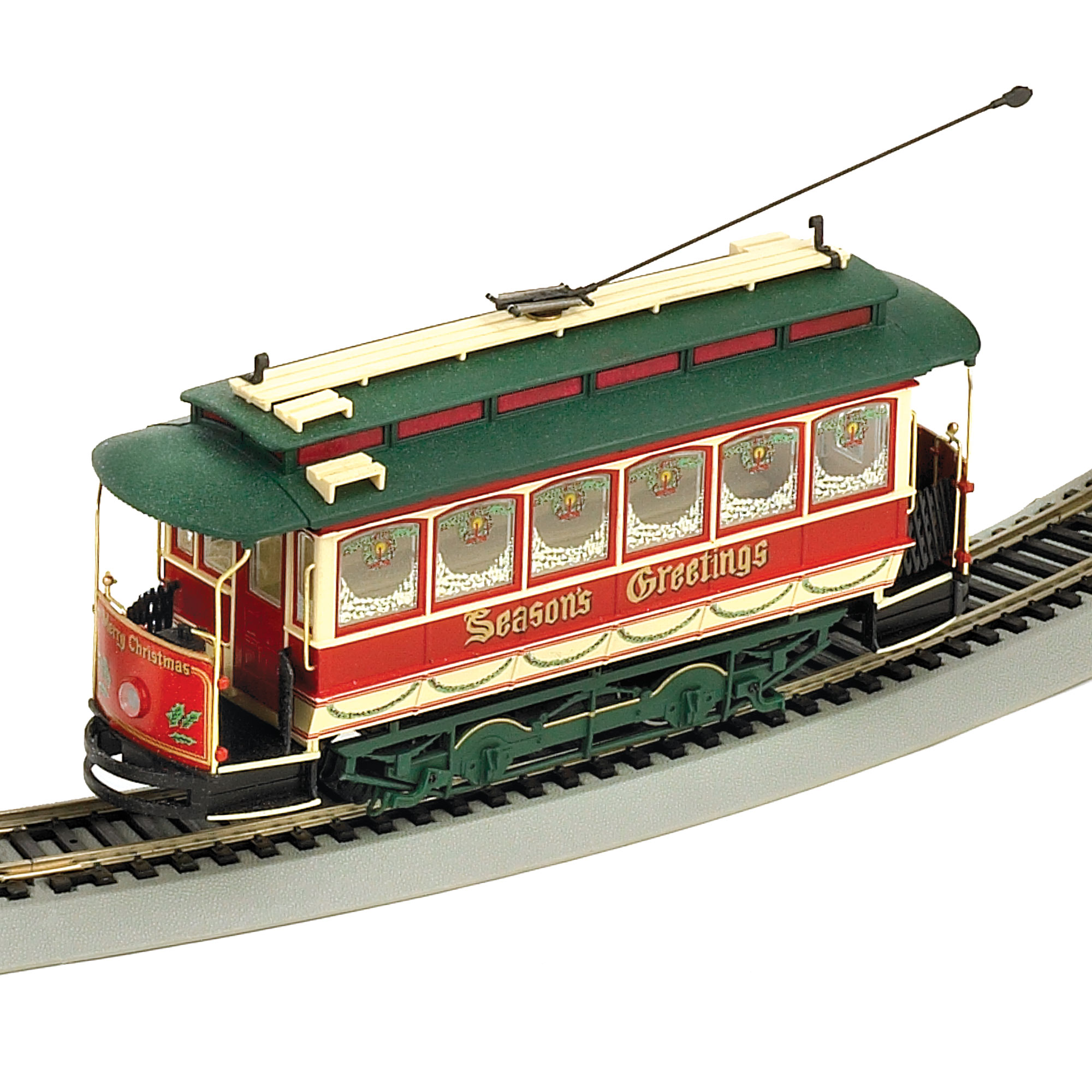 Bachmann Christmas Train Set