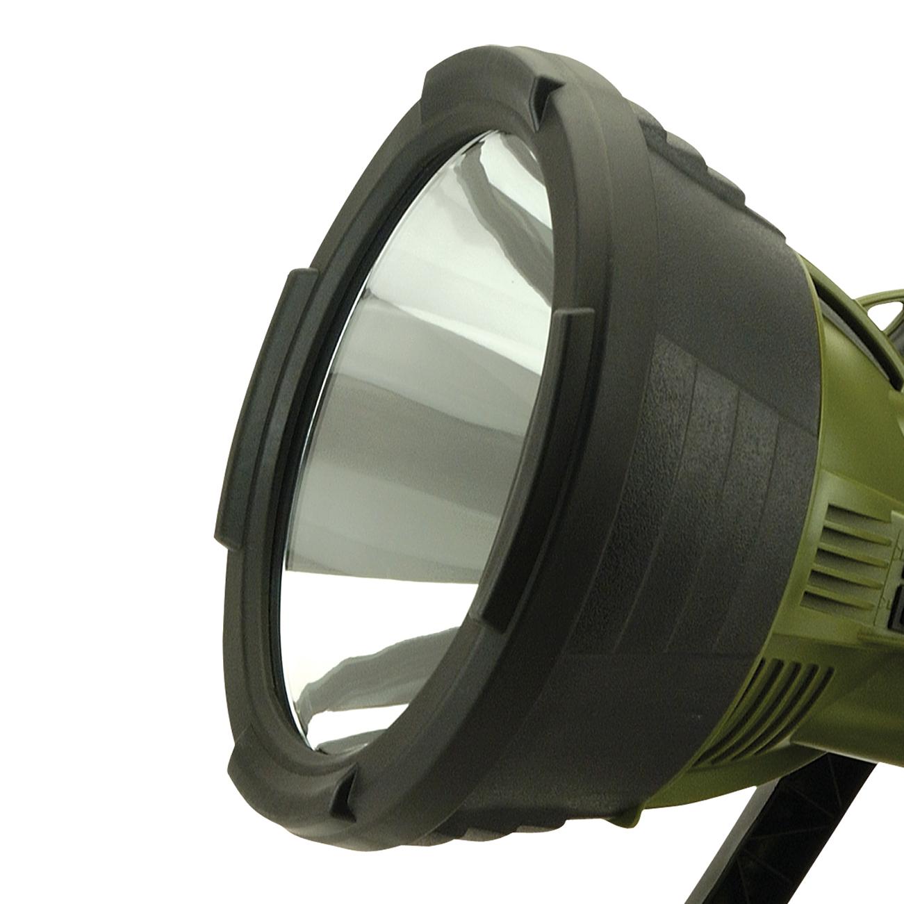 Cyclops Thor X Platinum 15 Million Candlepower Rechargeable Halogen Spotlight