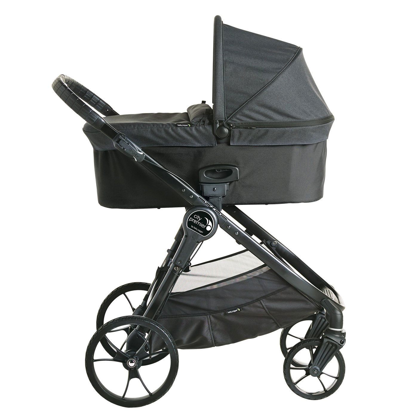 Baby Jogger City Deluxe Baby Infant Travel Stroller Pram ...