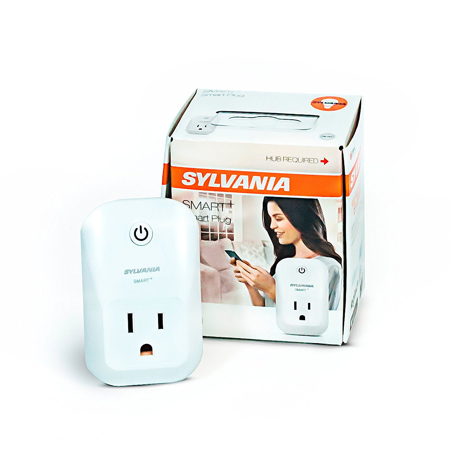 Sylvania Lightify 15 Amp Lighting Alexa Compatible Smart