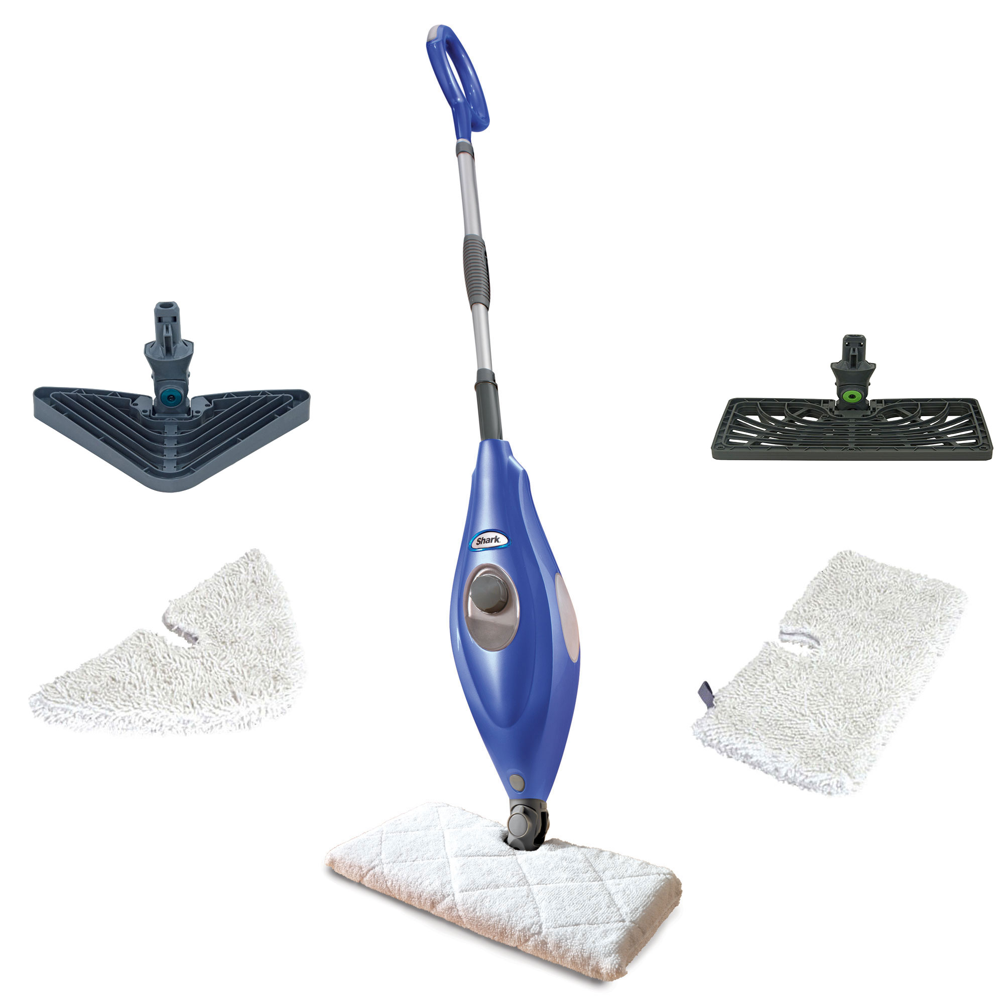 steam floor cleaners shark deluxe steam pocket mop and multi surface floor 12974