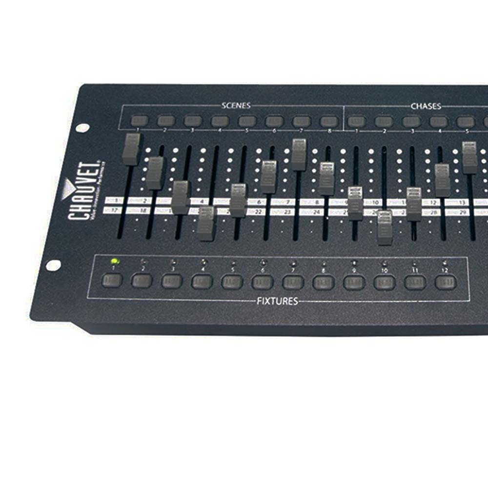 Chauvet DJ OBEY70 Obey 70 Light Fog Lighting Controller