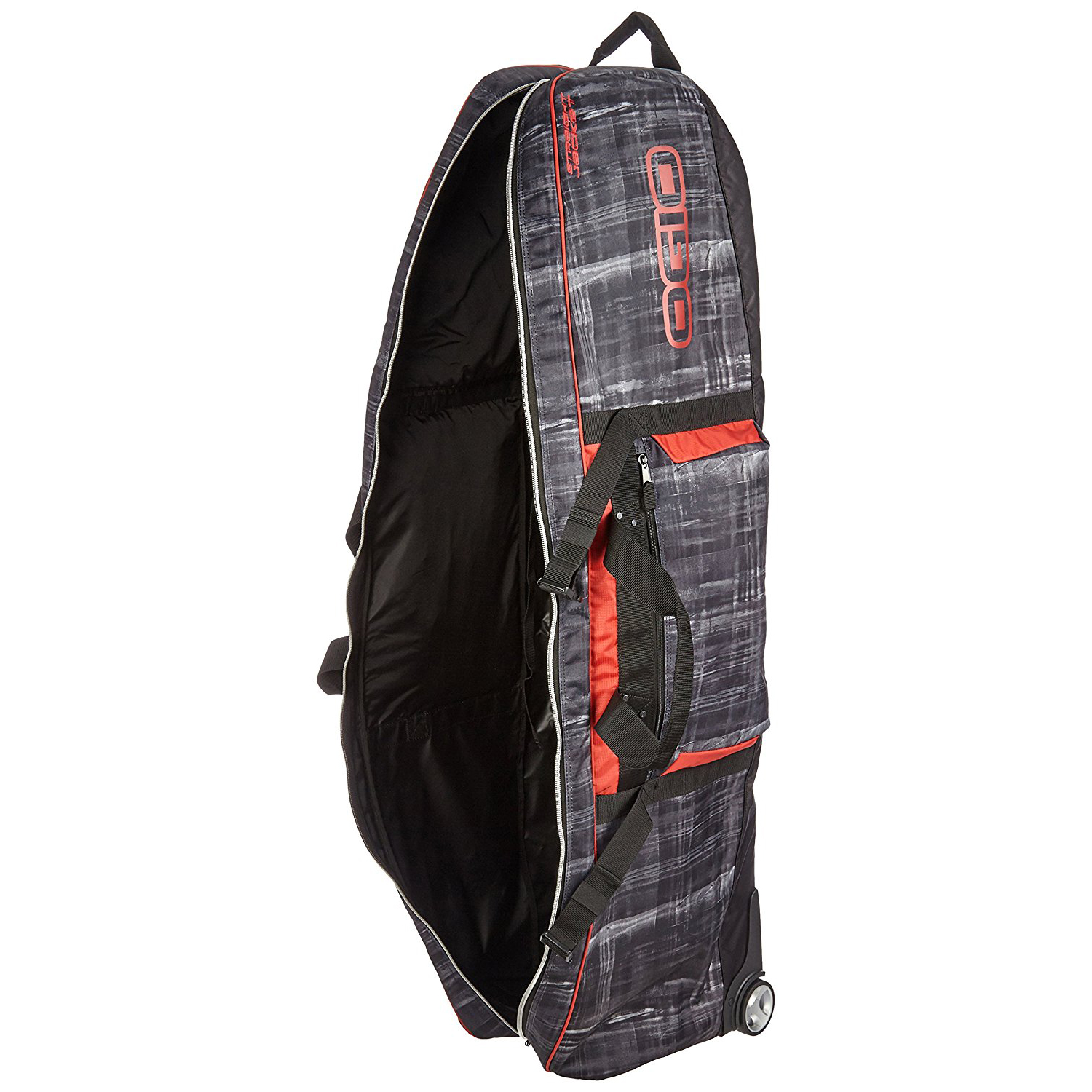 OGIO Straight Jacket Golf Clubs Travel Bag with