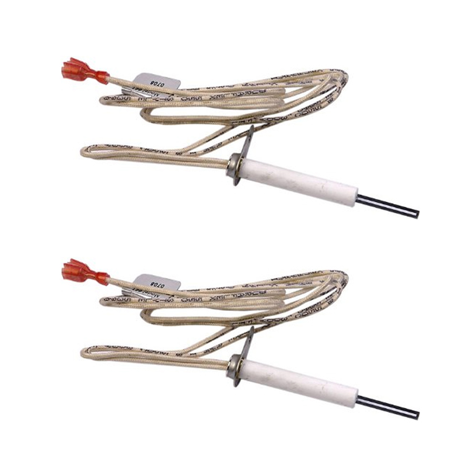 Jdragon for Ford 1987-1993 Mustang Chrome Replacement Headlights Corner Lamps Pair GT LX SVT
