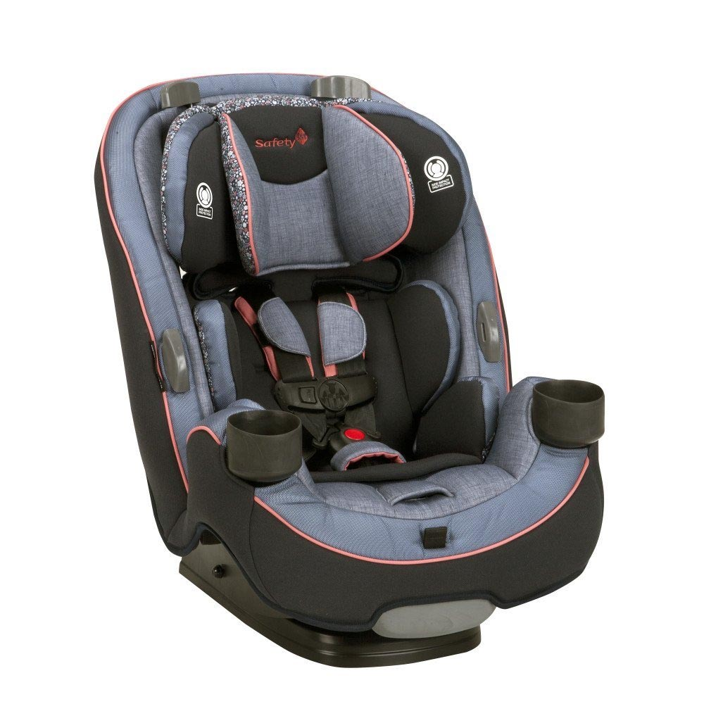 Safety 1st Grow and Go 3 In 1 Baby to Toddler Convertible Car Seat