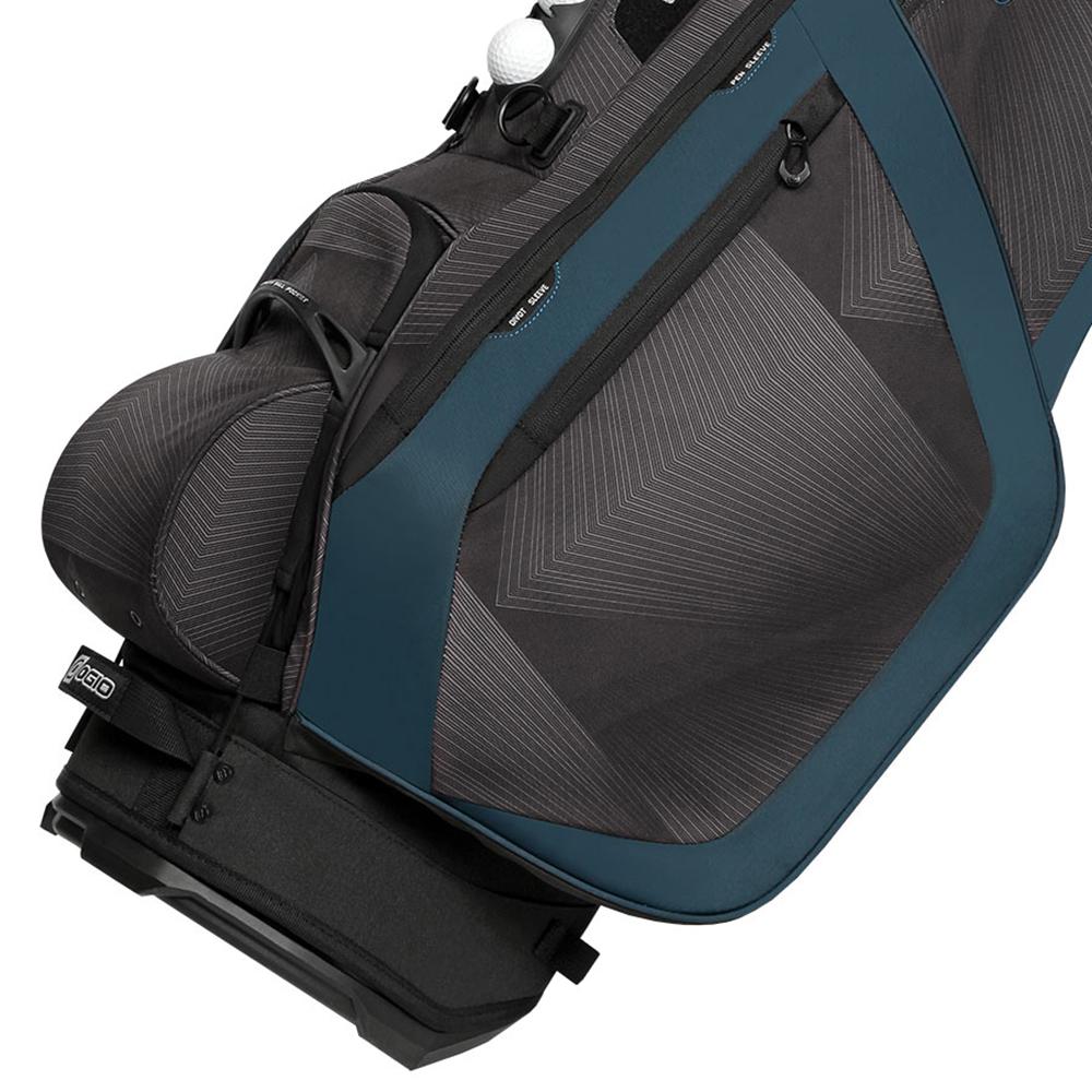 Ogio Grom 14 Way Diamond Top 6 Pocket Stand Or Cart Golf