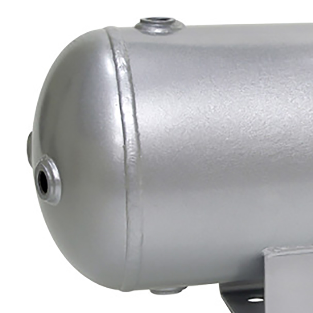 Viair 2.0 Gallon 150 PSI Rated Compressor Air Tank with 6