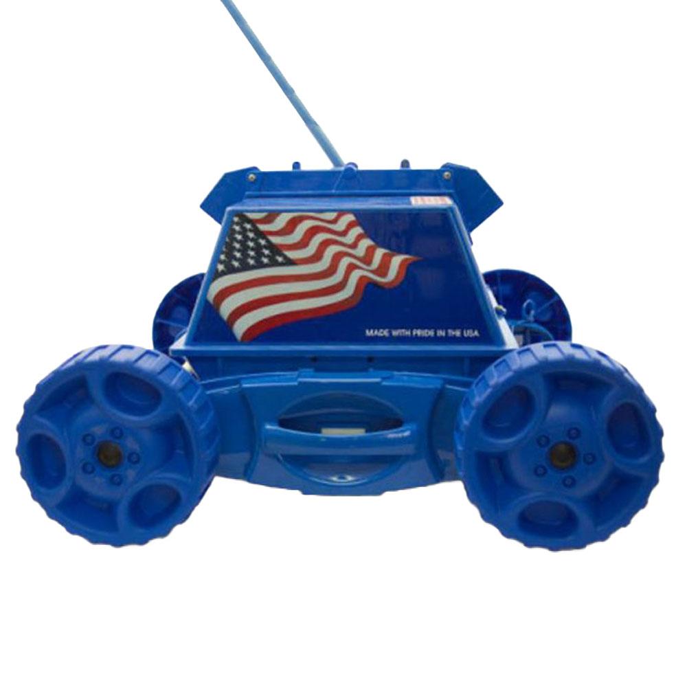 Aquabot Pool Rover Junior Aprvjr Above Ground Robotic